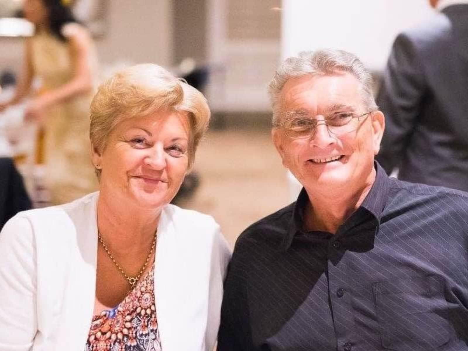 Marilyn (and derek) & Derek from Brisbane, Queensland, Australia