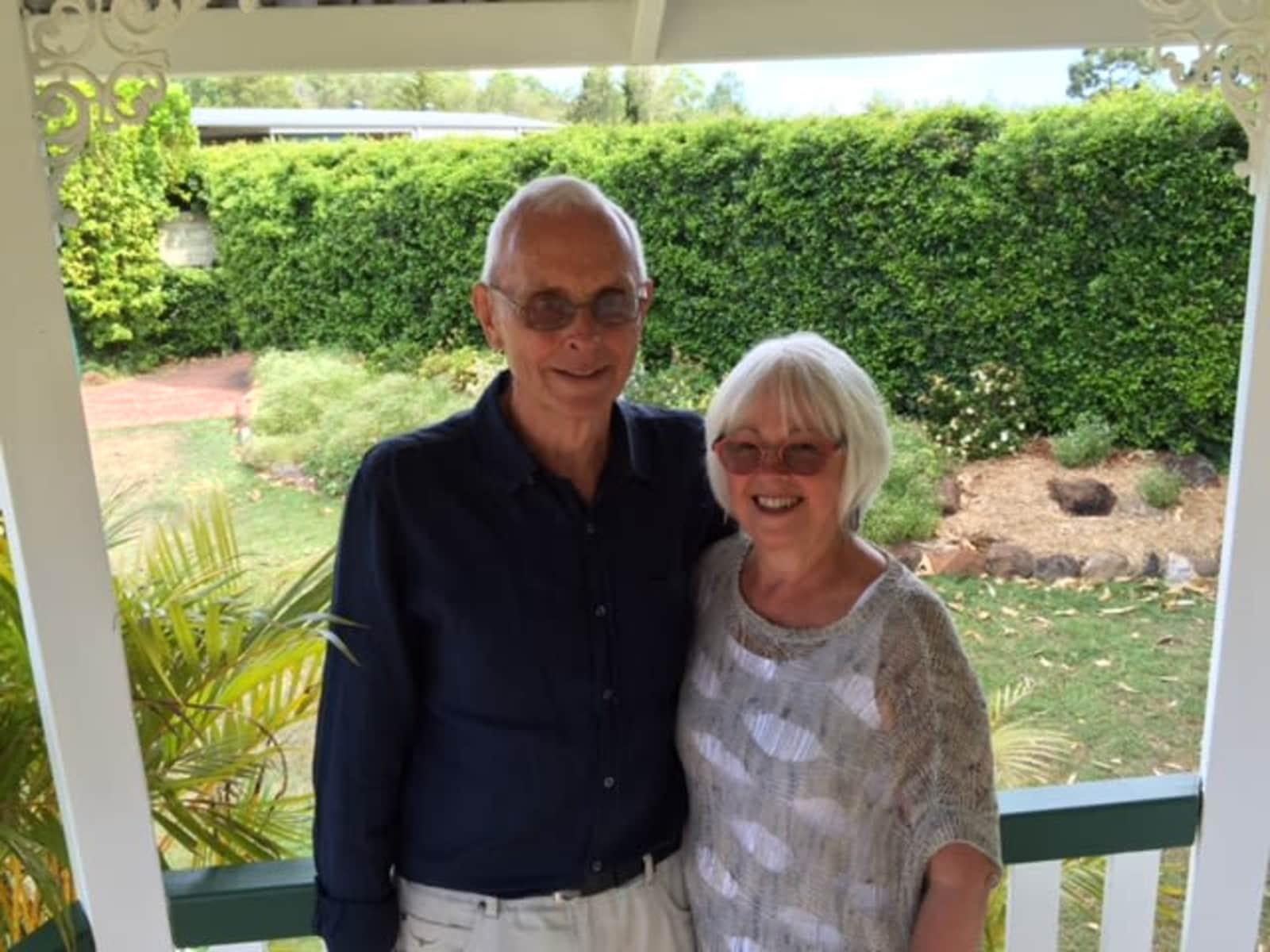 Bronwyn & Ian from Wentworth Falls, New South Wales, Australia