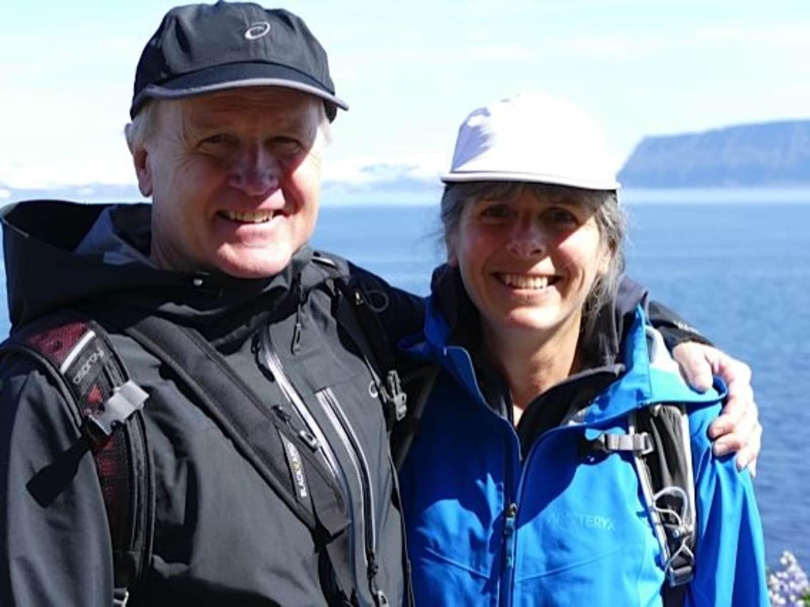 Patti & Rick from Stanley Bridge, Prince Edward Island, Canada