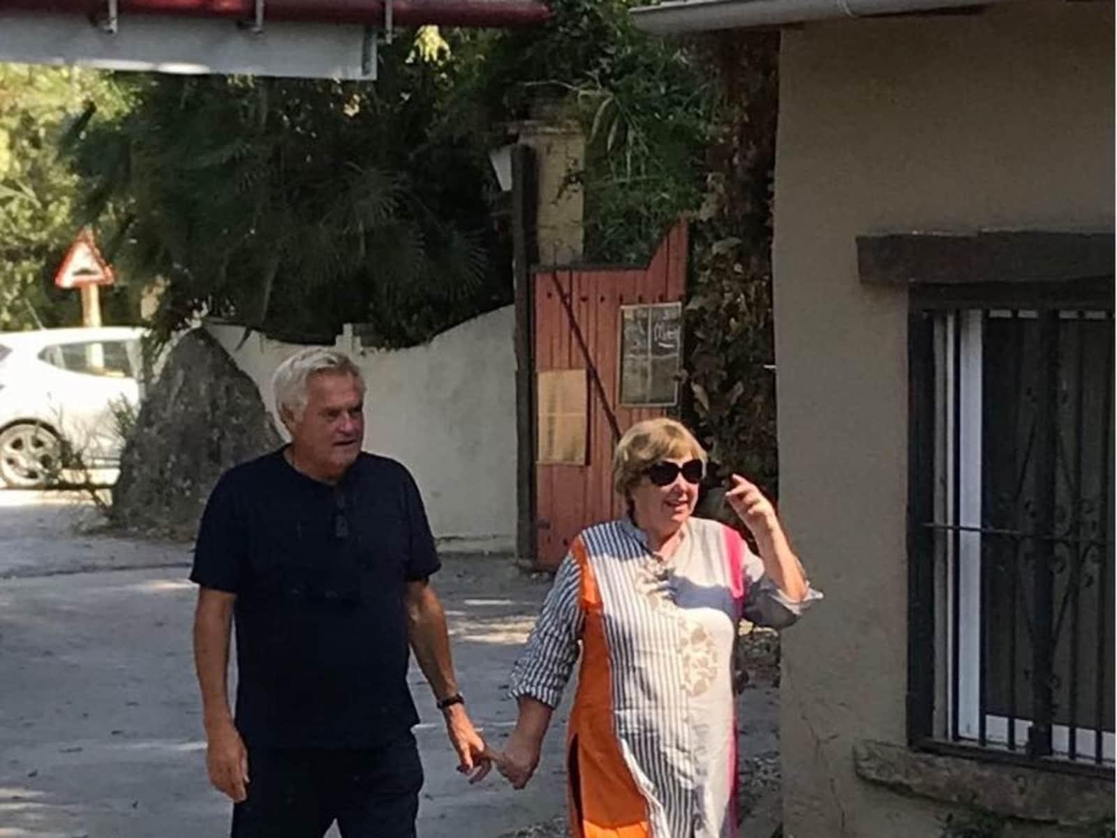 Carol & Gerry from Estepona, Spain