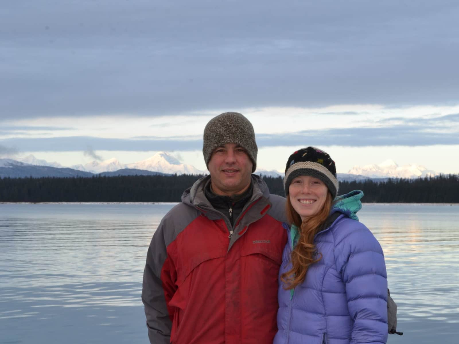 Travis & Angela from Truckee, California, United States