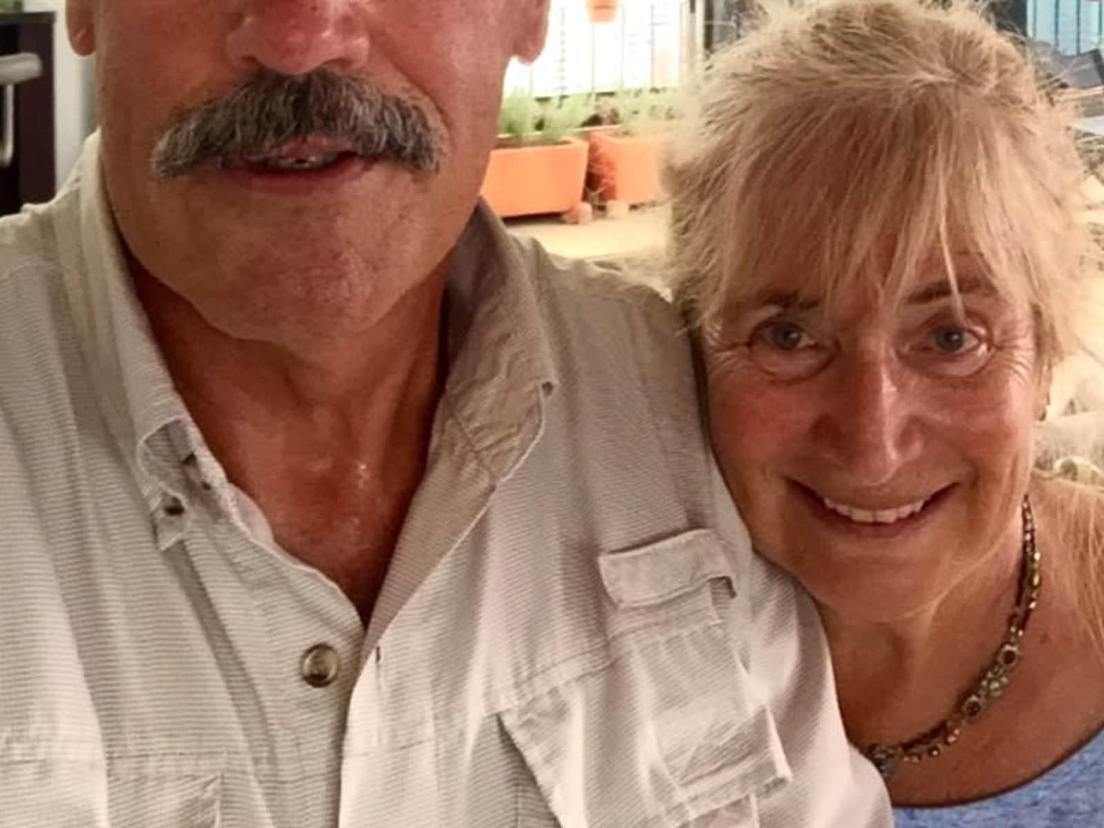 Alison & Bob from New York City, New York, United States