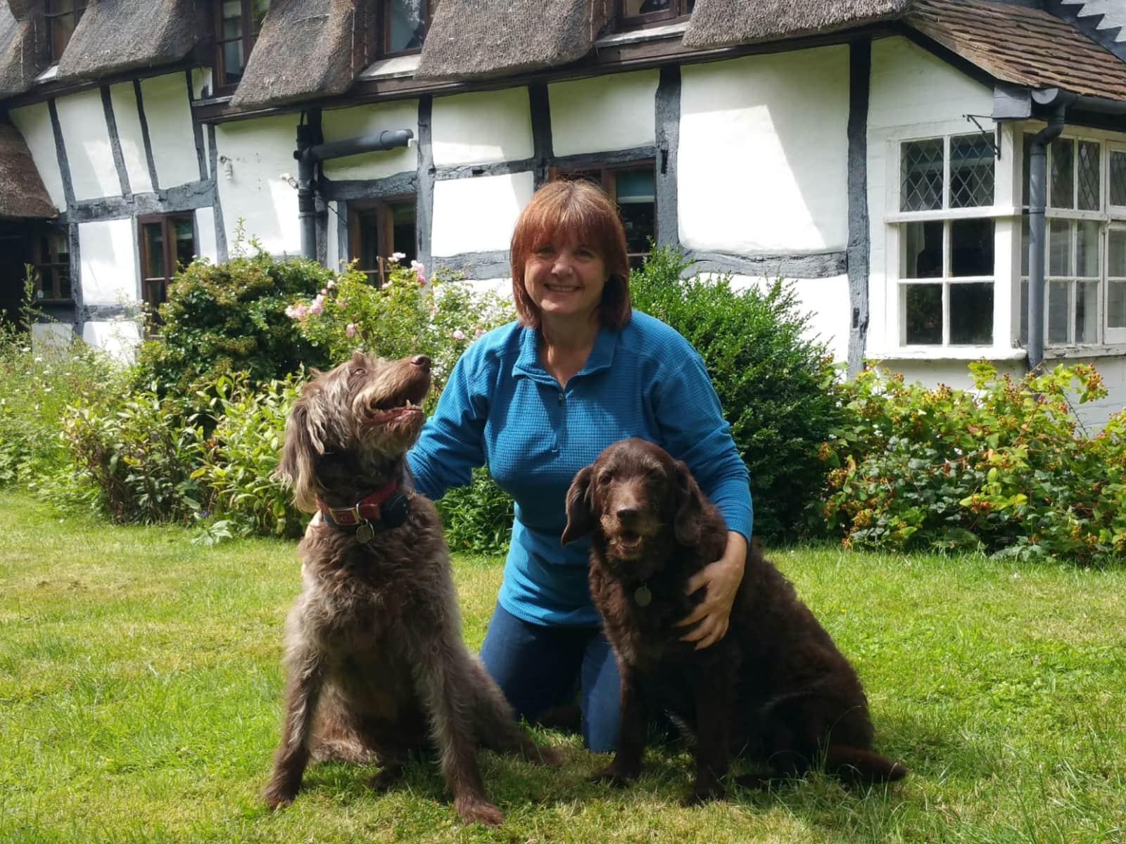 Anne from Great Malvern, United Kingdom