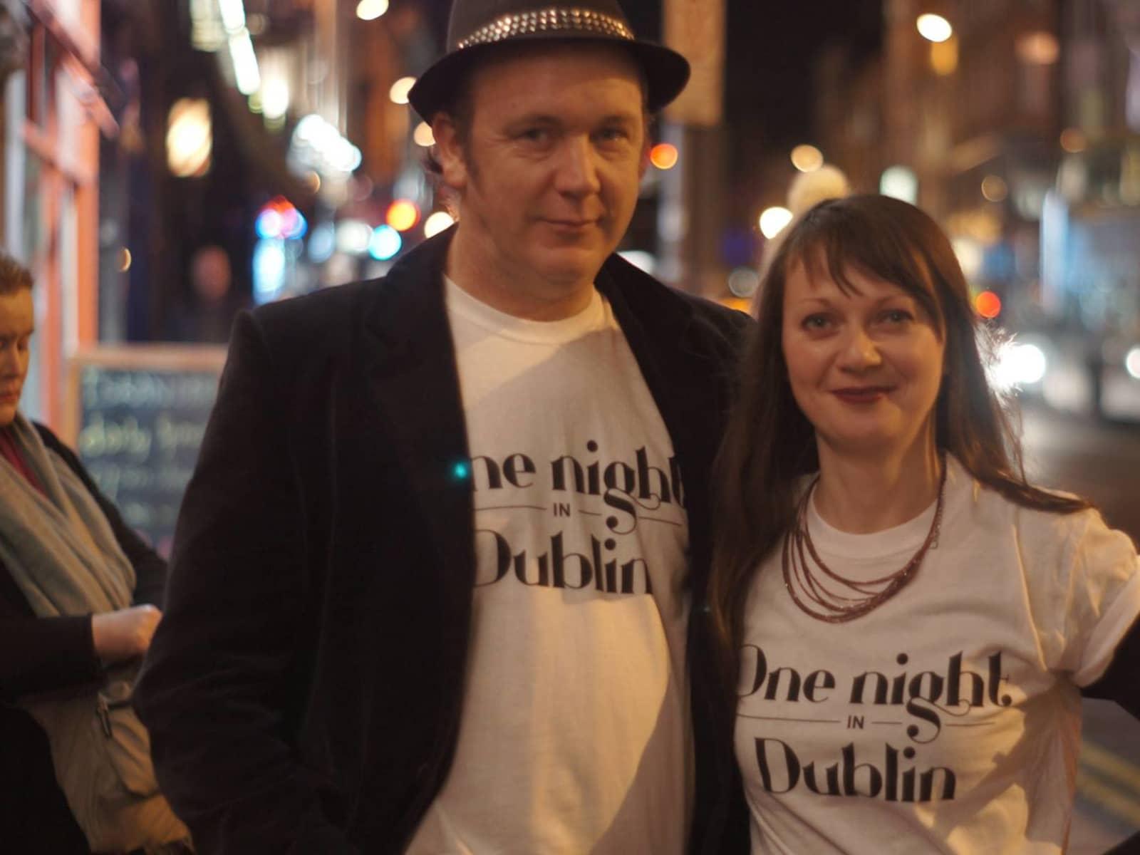 Alexandra & Robert from Dublin, Ireland