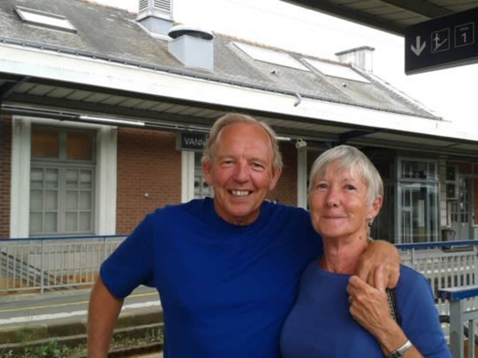 Michael & Barbara from Brockenhurst, United Kingdom