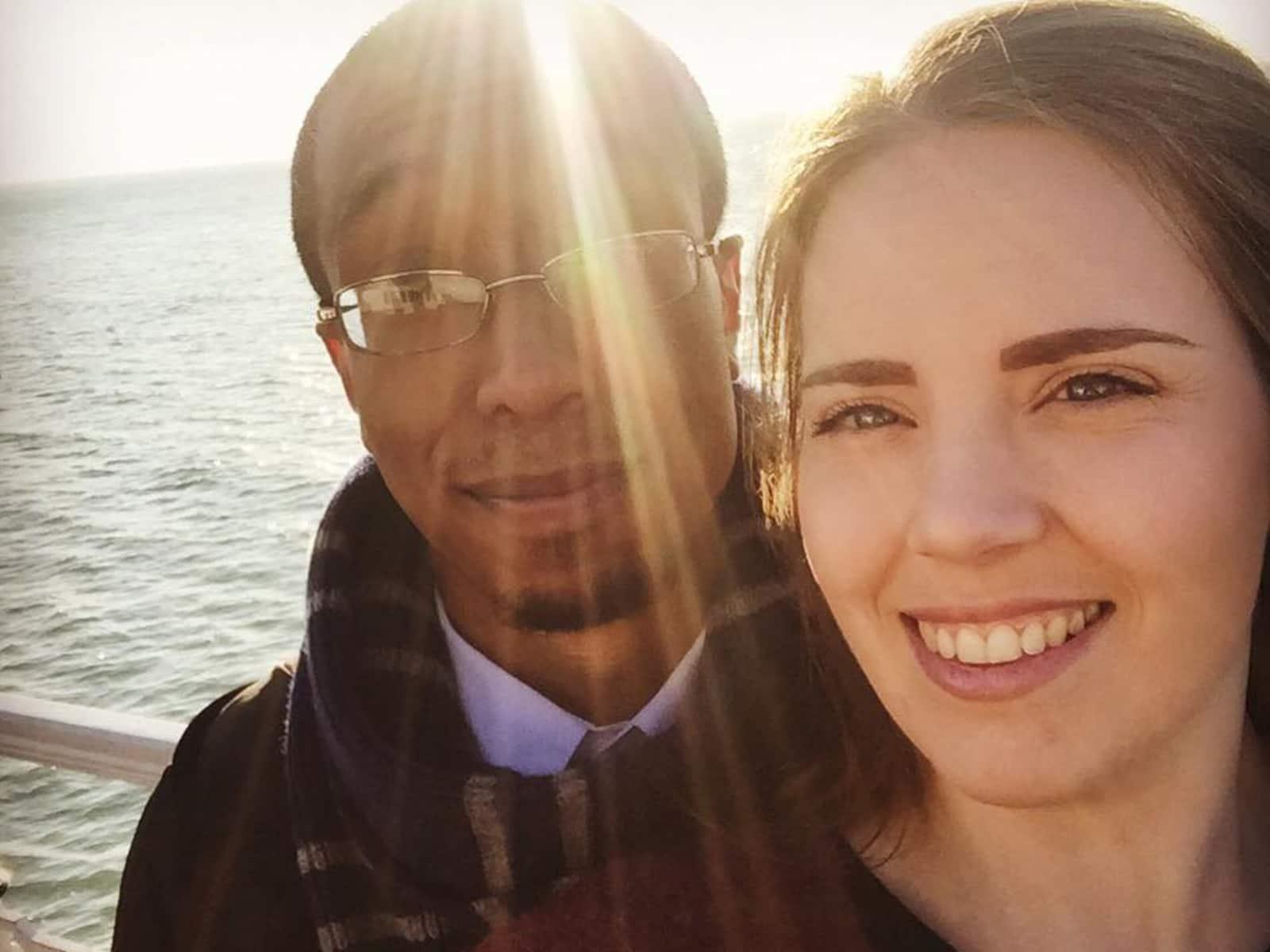 Lewis & Charlotte from Brighton, United Kingdom