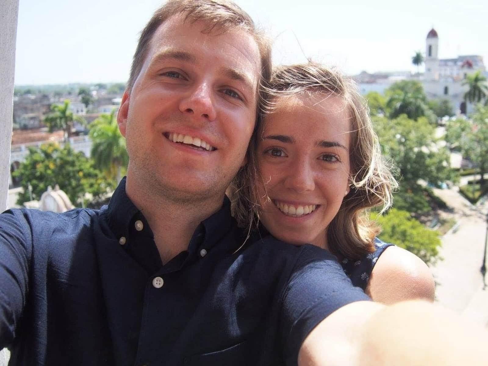 Marek e. & Nora from Brisbane, Queensland, Australia