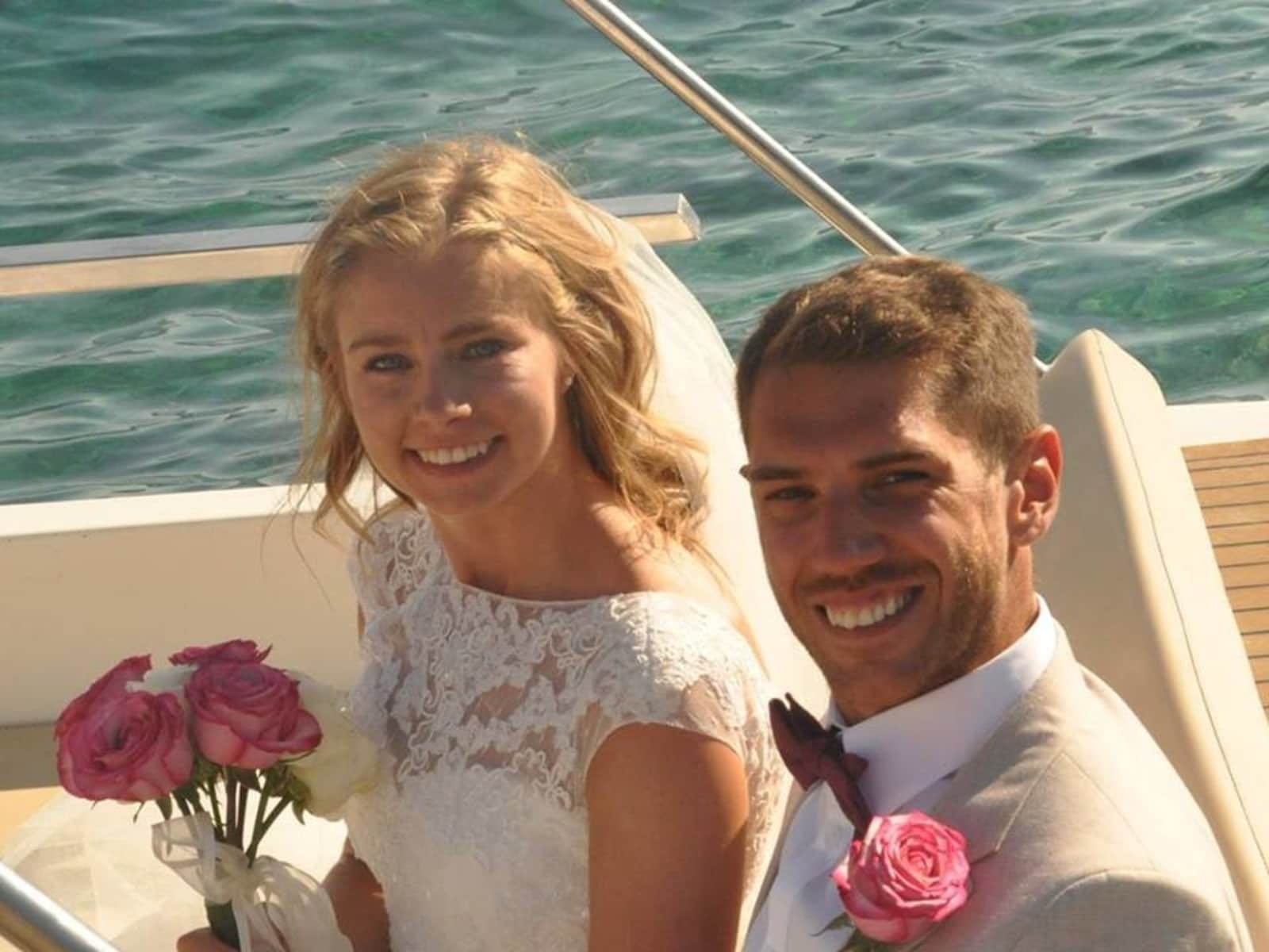 Isabel & Martin from Cheltenham, United Kingdom