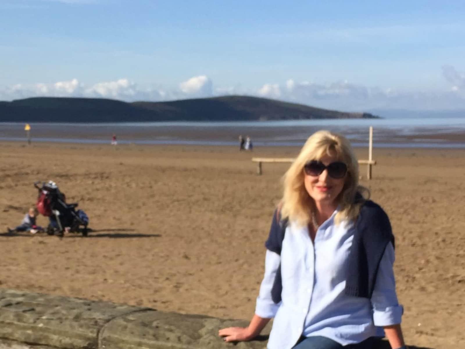 Julie from Weston-super-Mare, United Kingdom