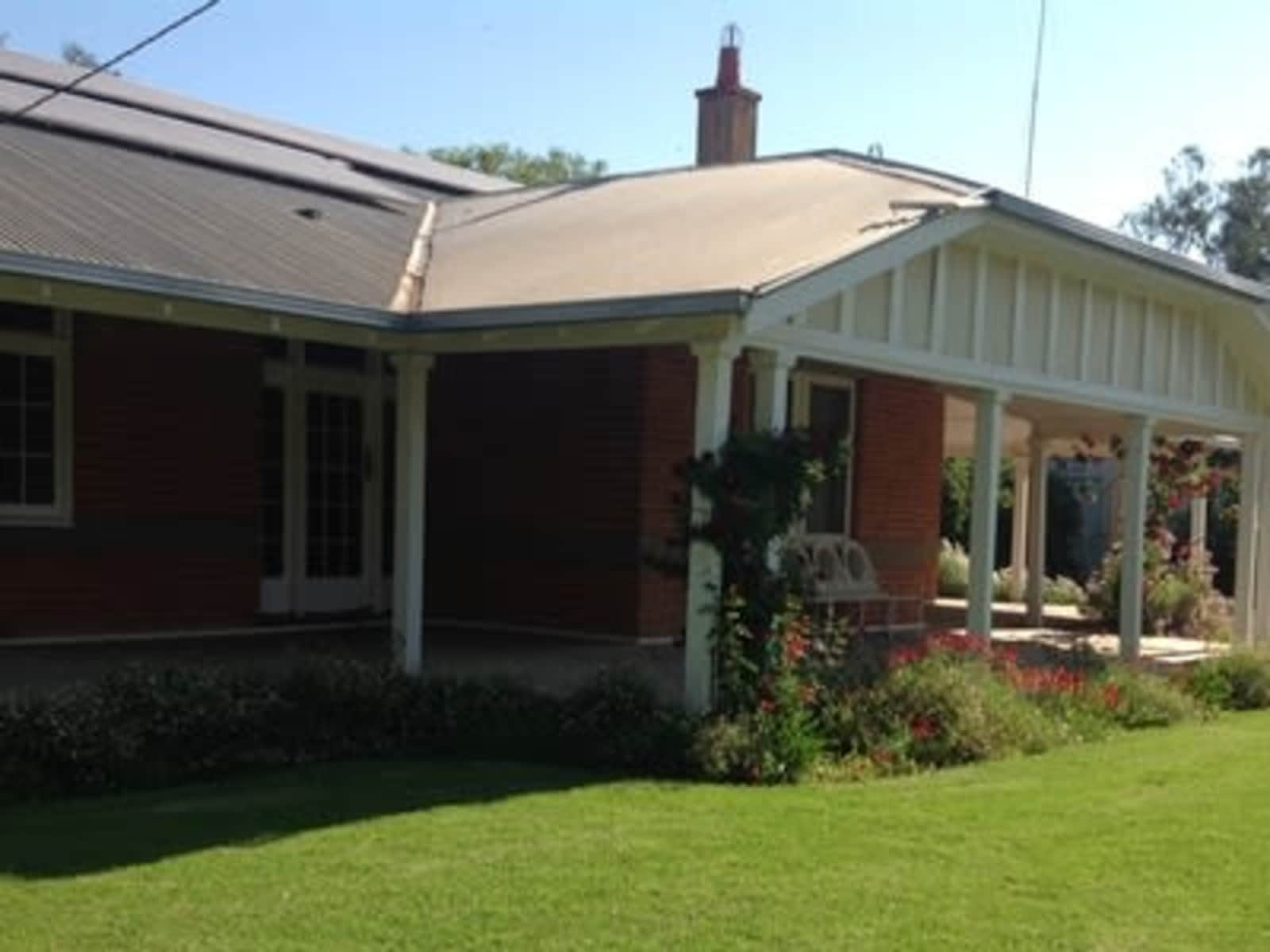 Housesitting assignment in Darlington Point, New South Wales, Australia