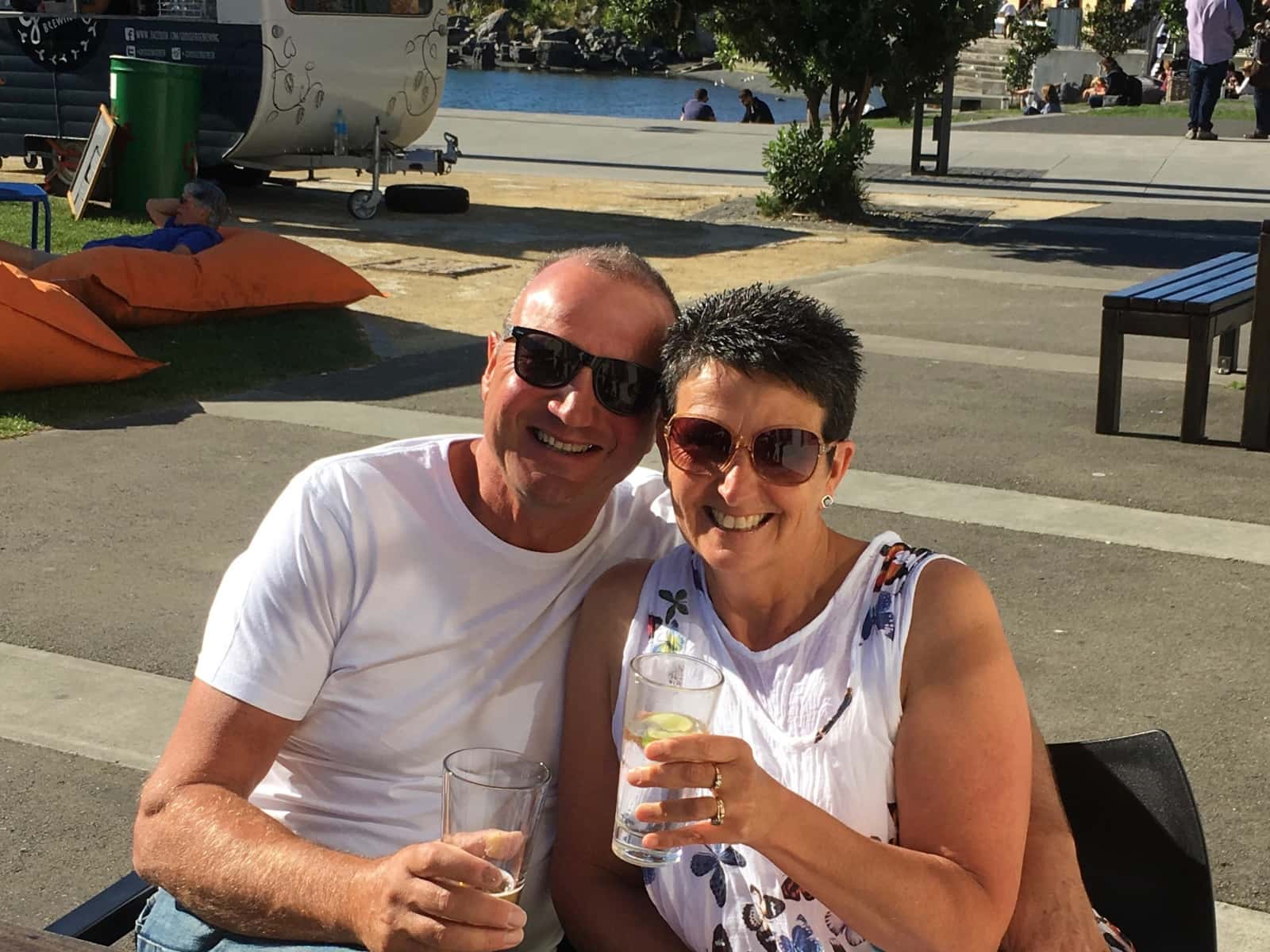 Nicola & Ken from Wellington, New Zealand