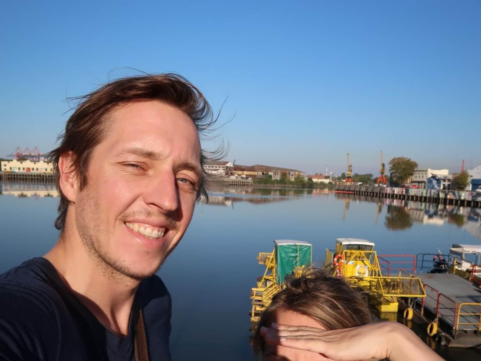 Maarten & Fleur from Leiden, Netherlands