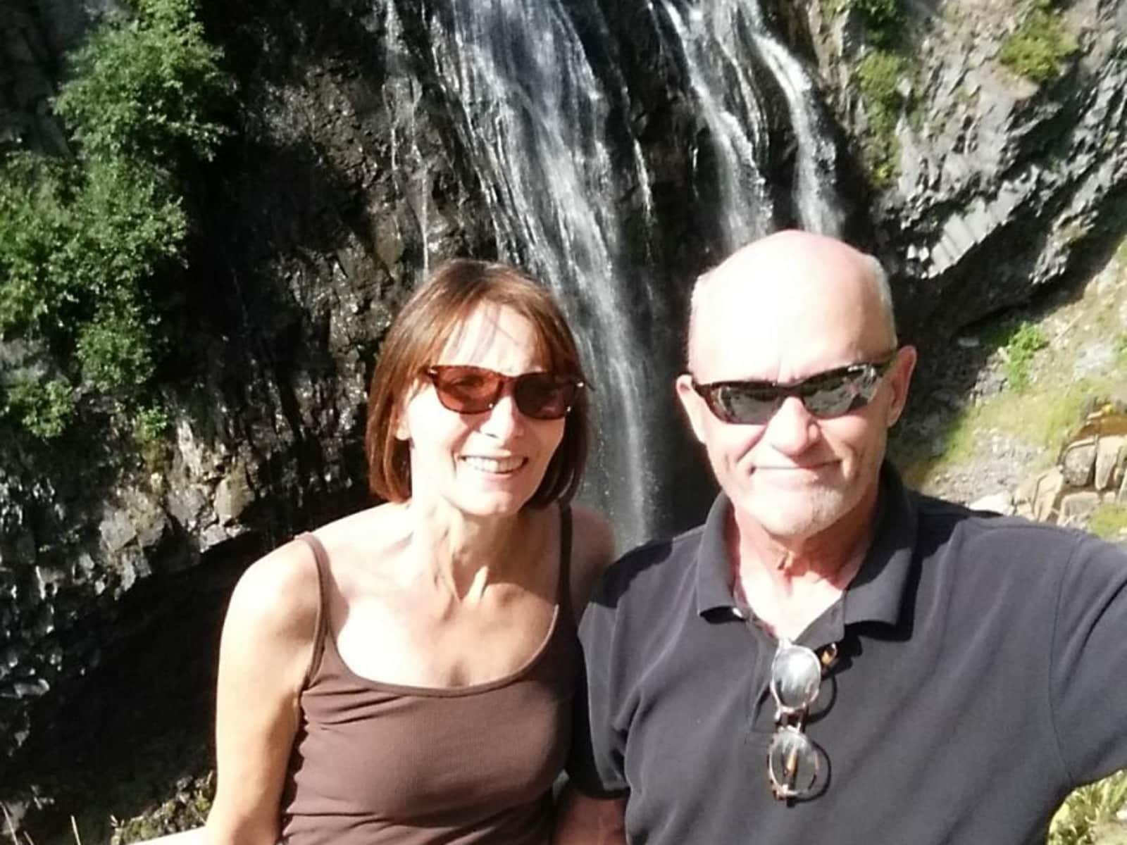 Deb & Chris from Las Vegas, Nevada, United States