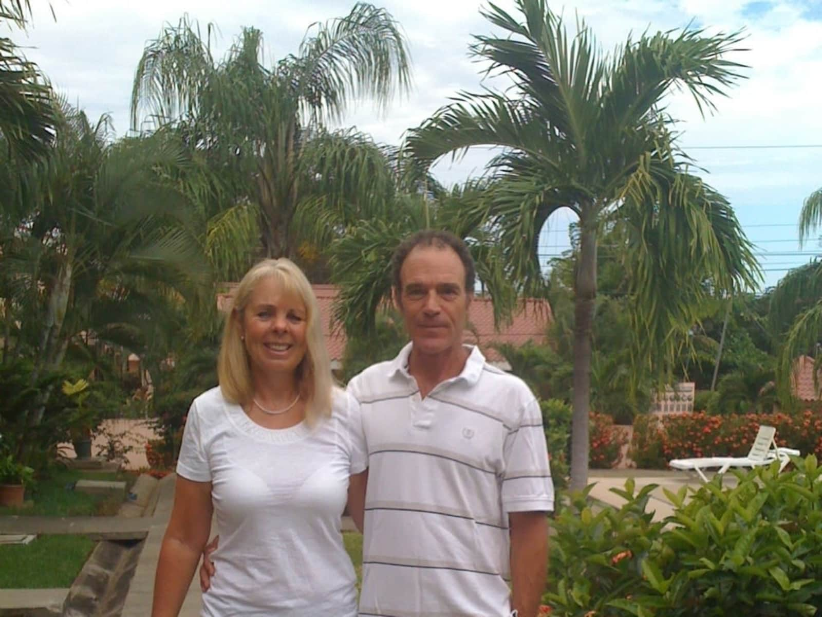 Ulrike & Tom from Arrecife, Spain
