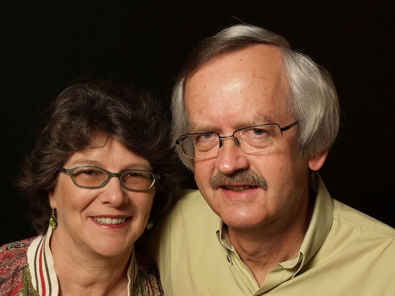 Bret & Maria from Glen Forrest, Western Australia, Australia