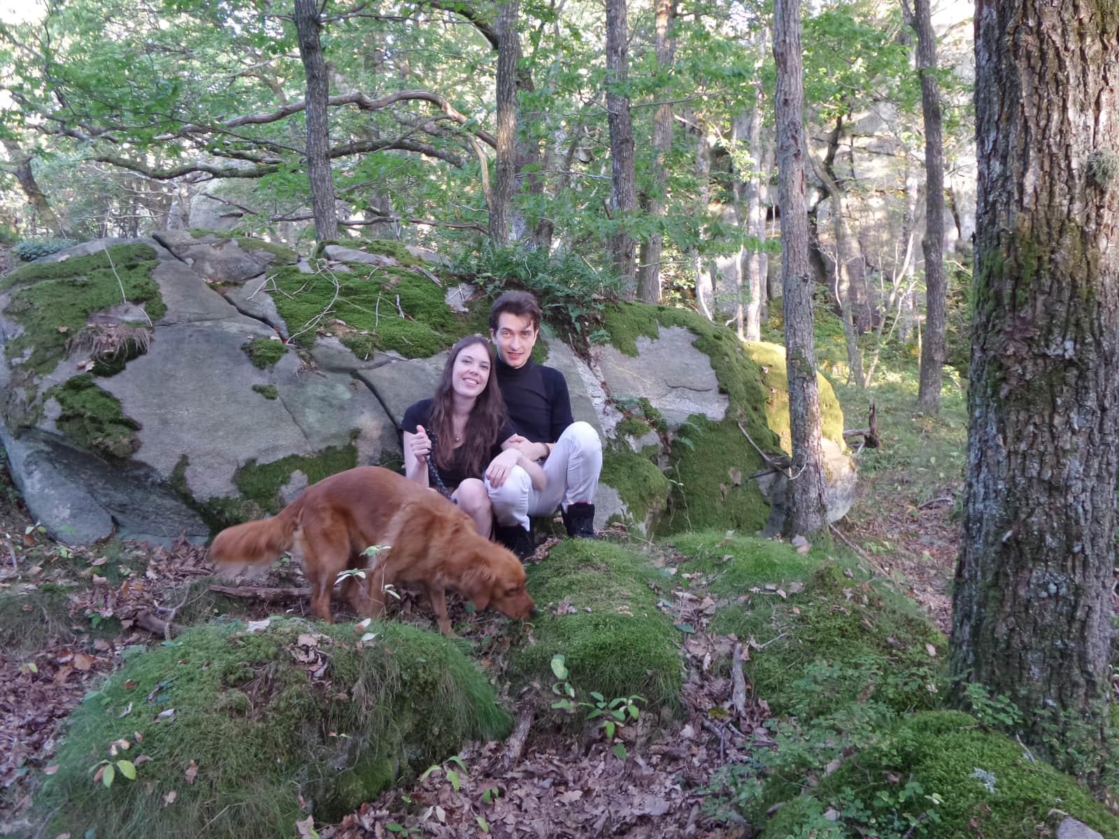 Roman & Rebecka from Göteborg, Sweden