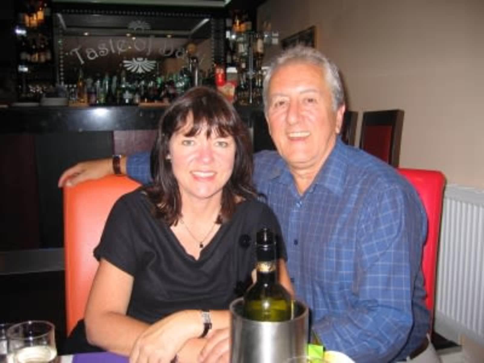 Glennis & Philip from Whitianga, New Zealand