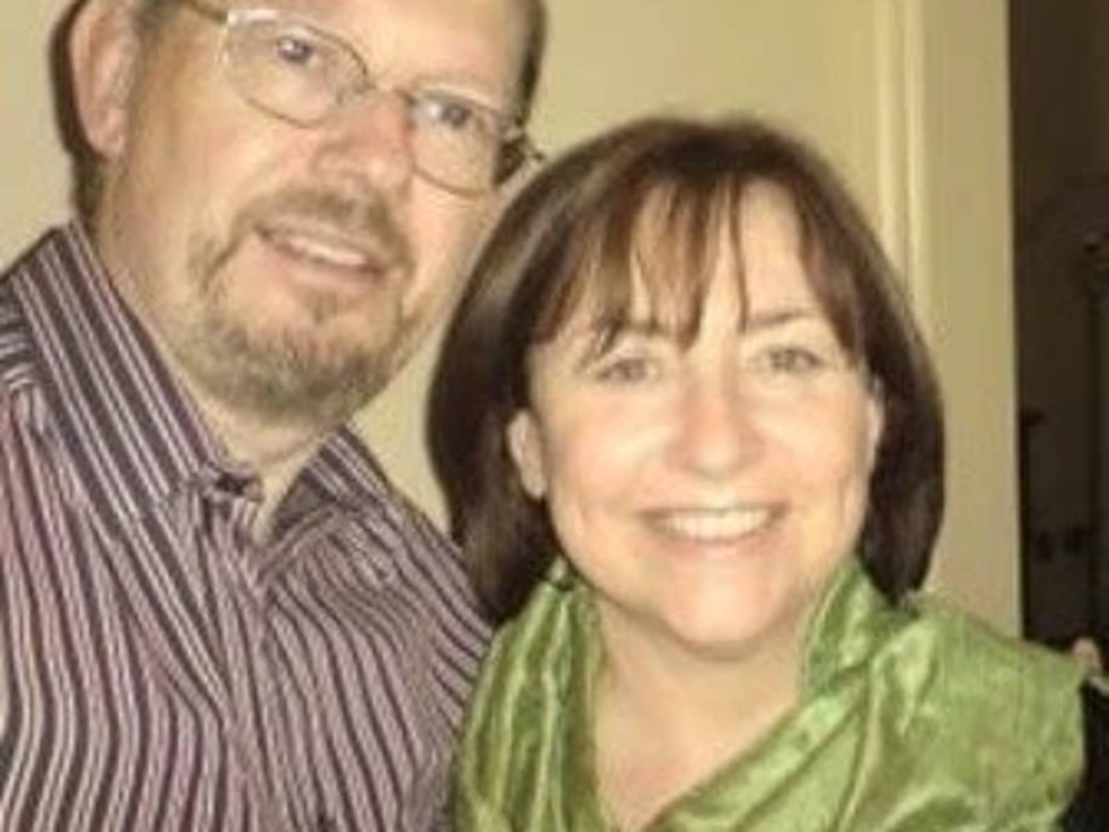 Christine & John from Southampton, United Kingdom