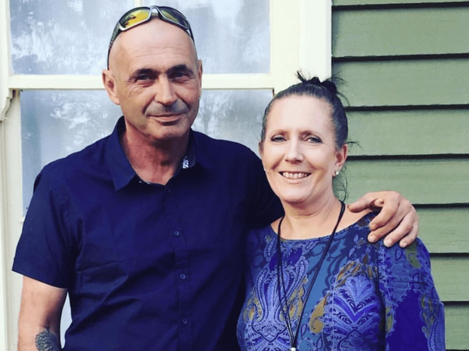 Jane & Huw from Perth, Western Australia, Australia