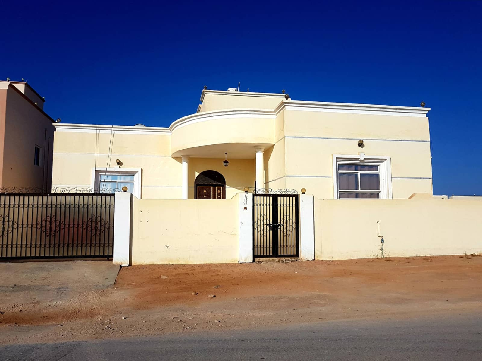 Housesitting assignment in Şalālah, Oman