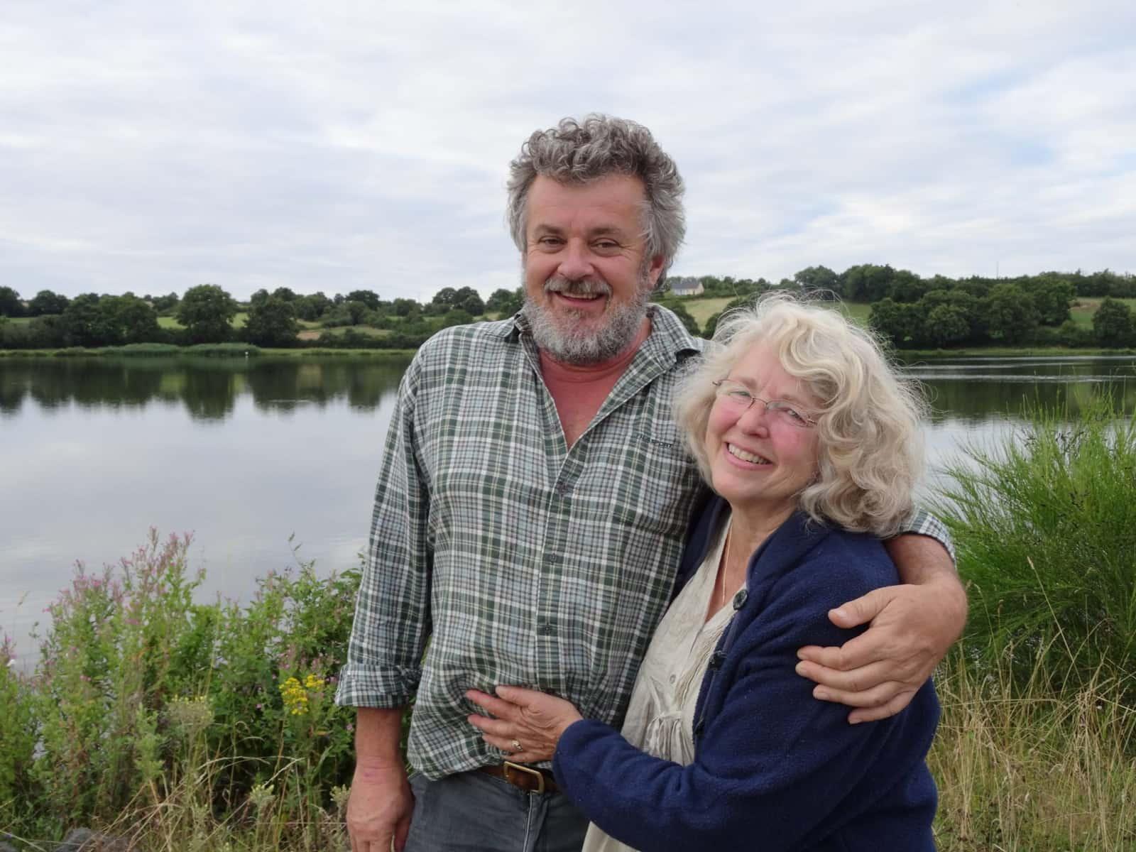 Mark & Andrea from Sablé-sur-Sarthe, France