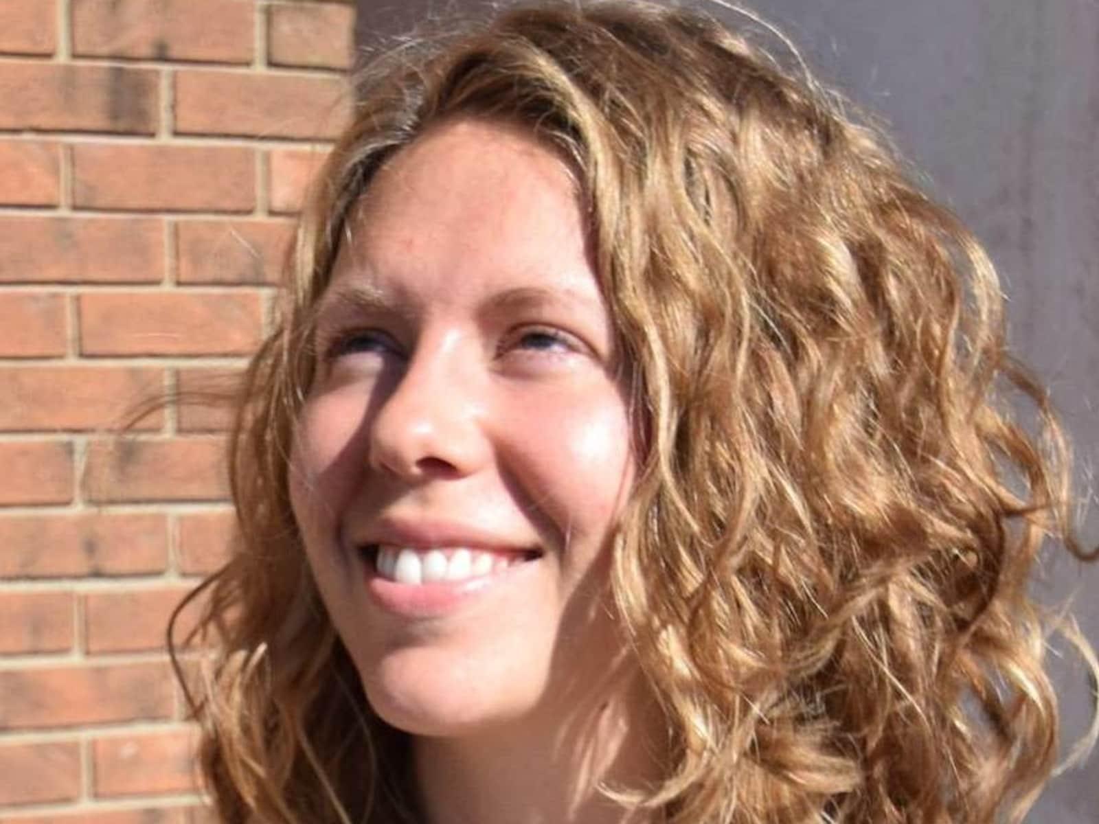 Heidi from Edmonton, Alberta, Canada