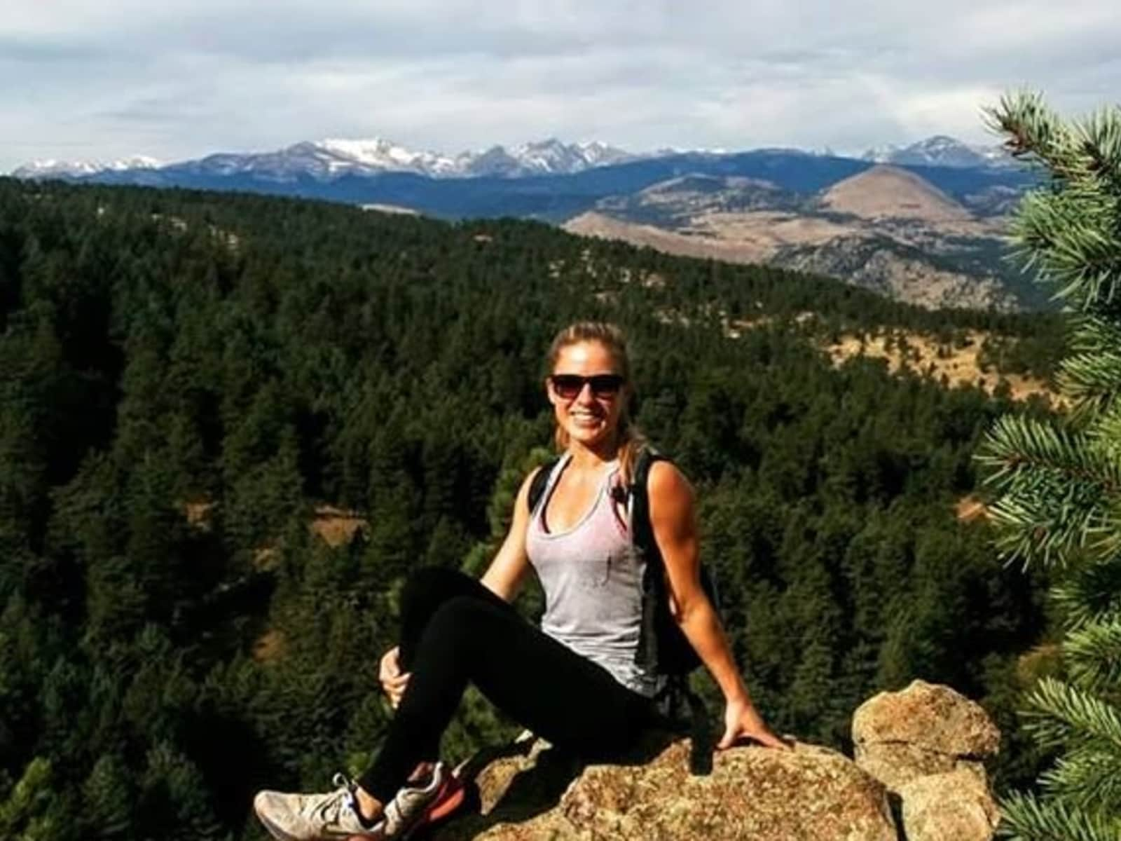 Nikki from Denver, Colorado, United States