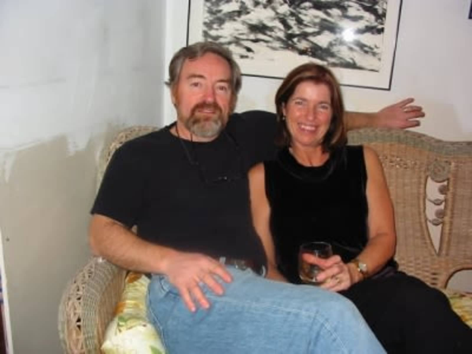 Kevin & Alicia from Belmont, Massachusetts, United States