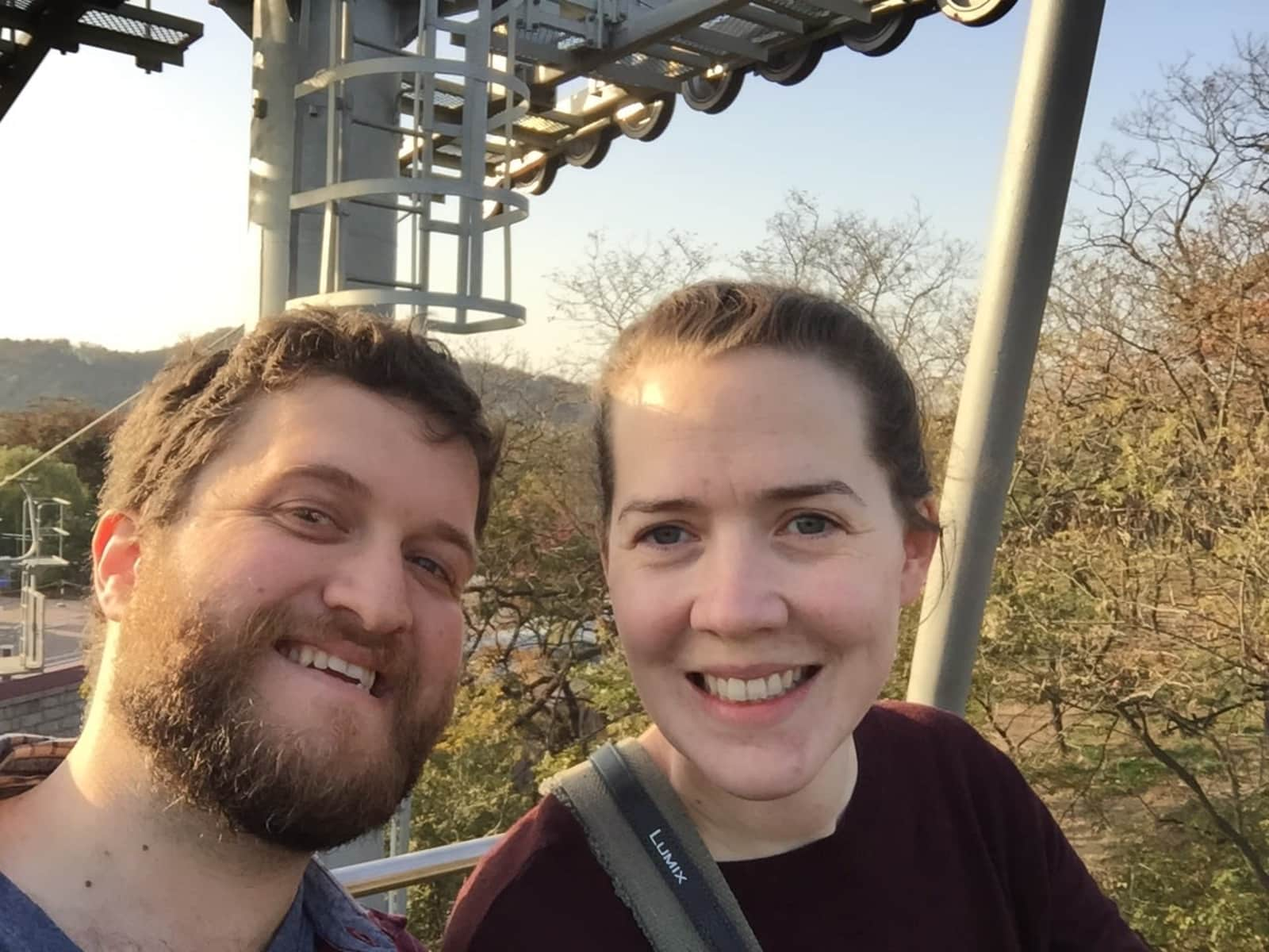 Caroline & Matt from London, United Kingdom