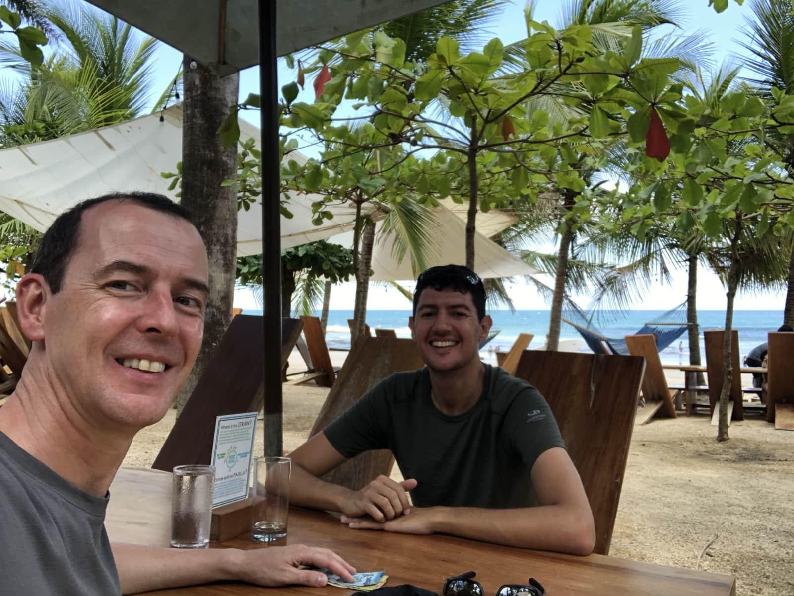 Steven & Darren from Sydney, New South Wales, Australia