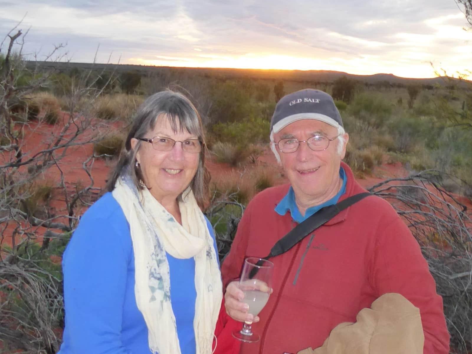 Sonya & Josef from Caloundra, Queensland, Australia