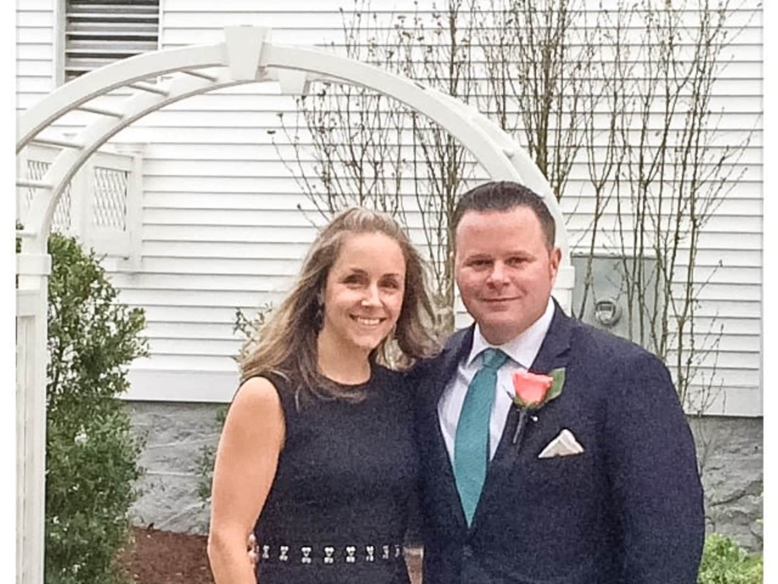 Gerald & Kaitlyn from Pleasantville, New York, United States