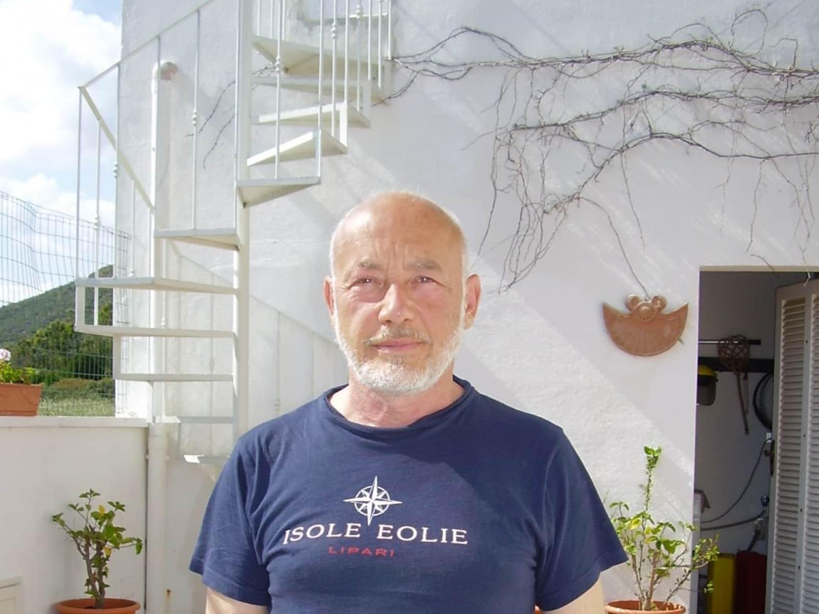 Pietro from Catania, Italy