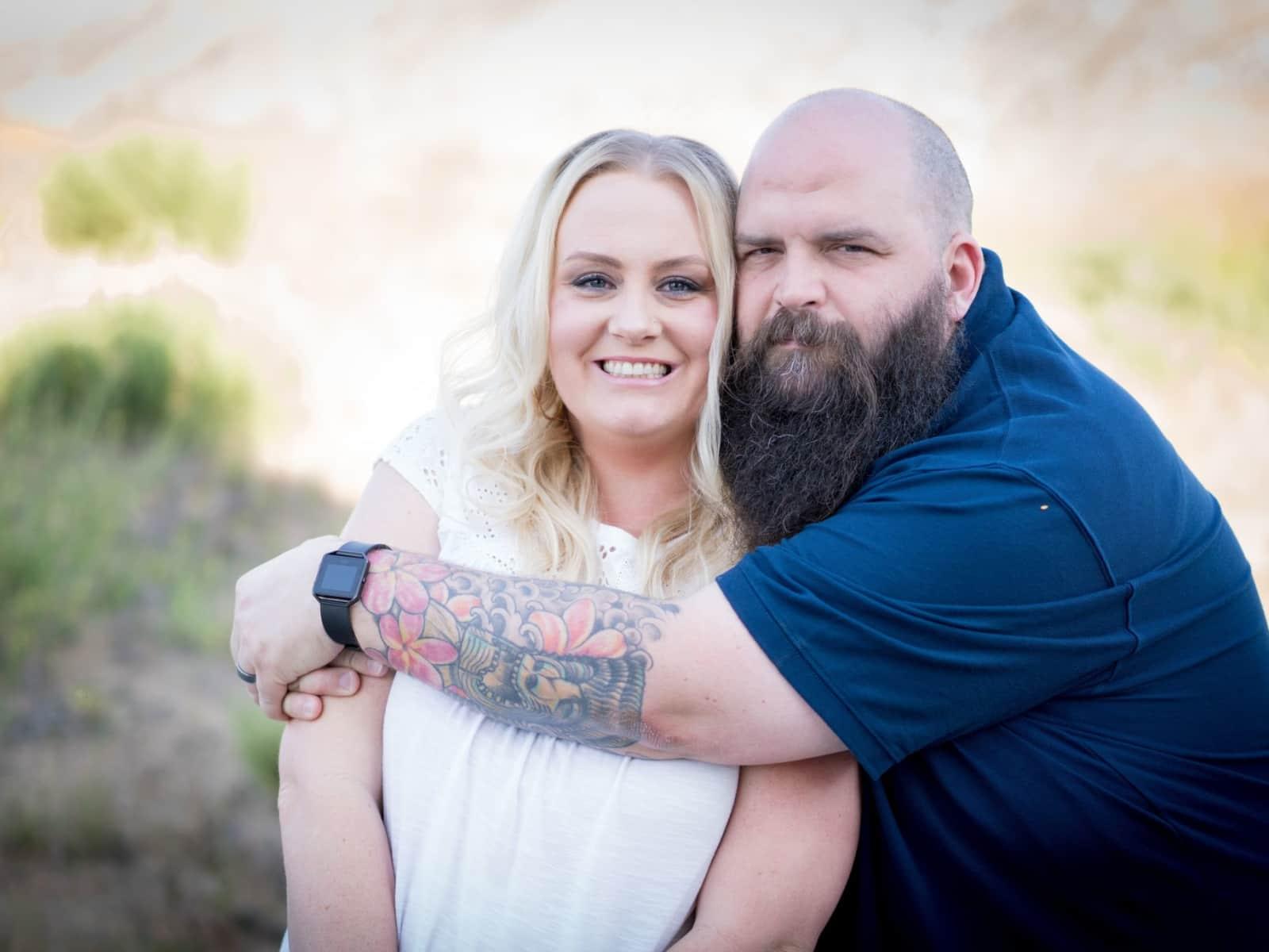 Amy & josh from Riverside, California, United States