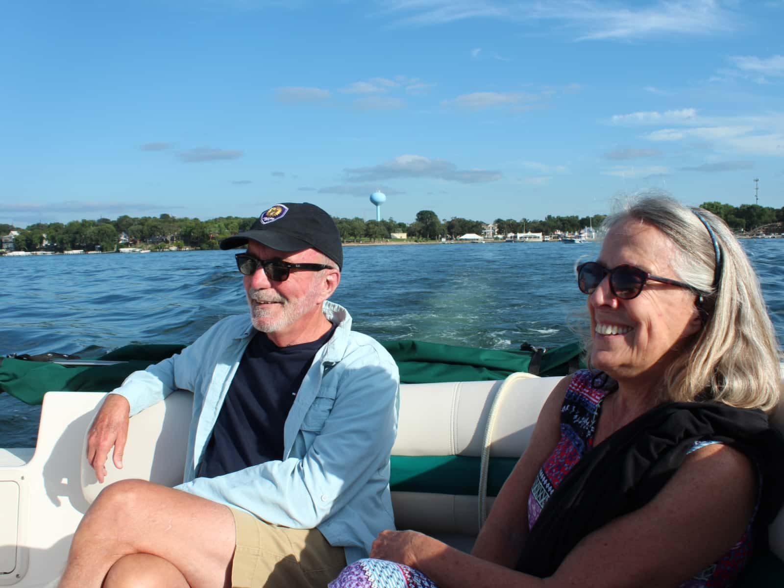 Margaret & Joe from Orlando, Florida, United States