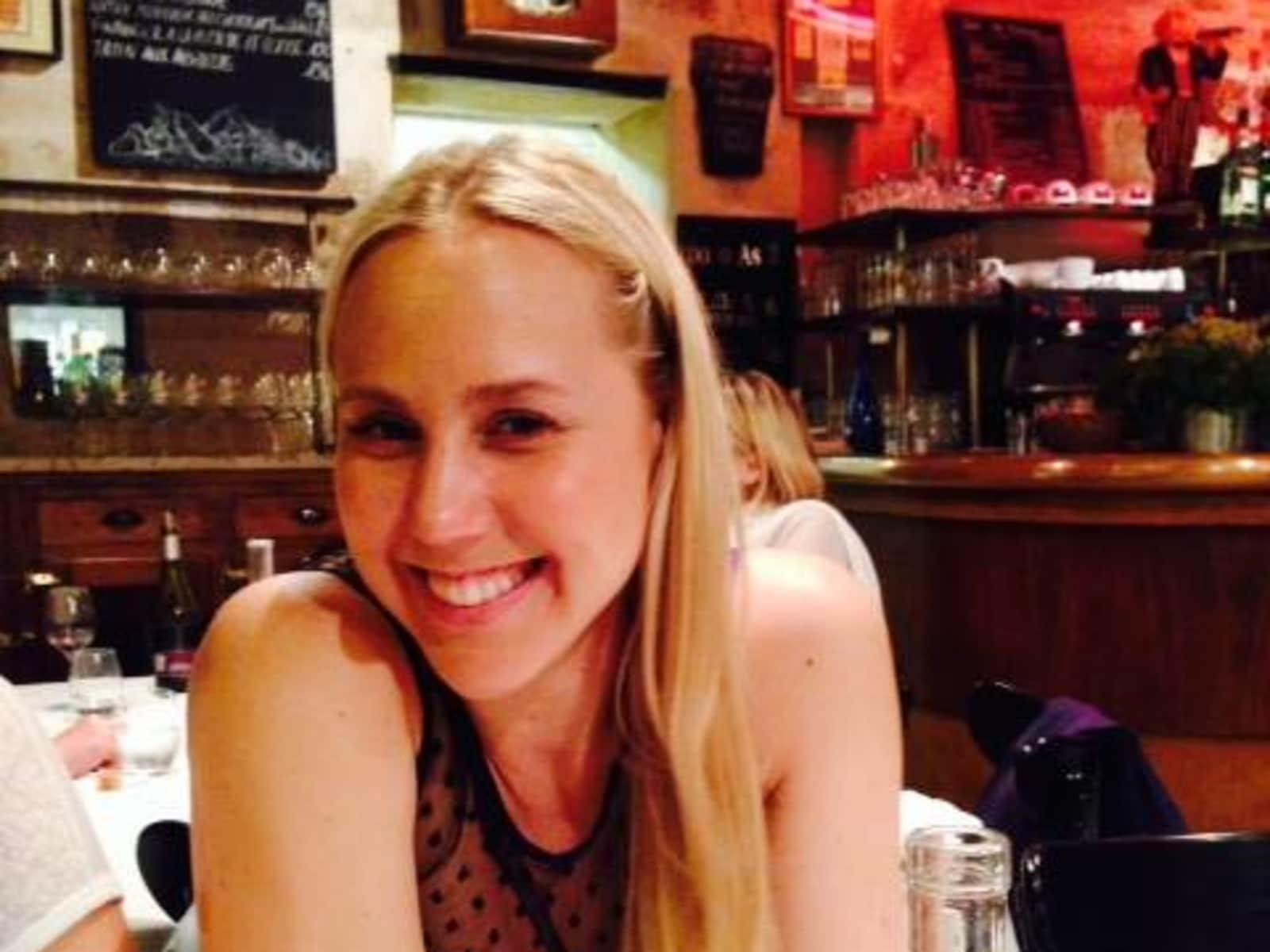 Joanna from Toronto, Ontario, Canada