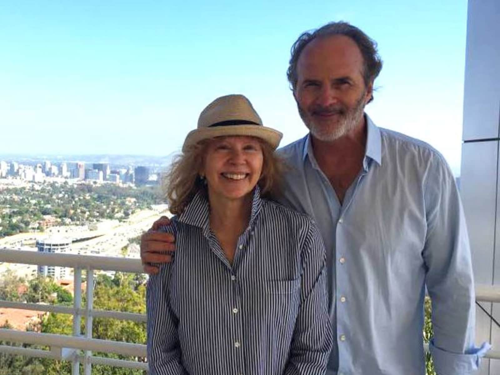 Nancy & Michael from Los Angeles, California, United States