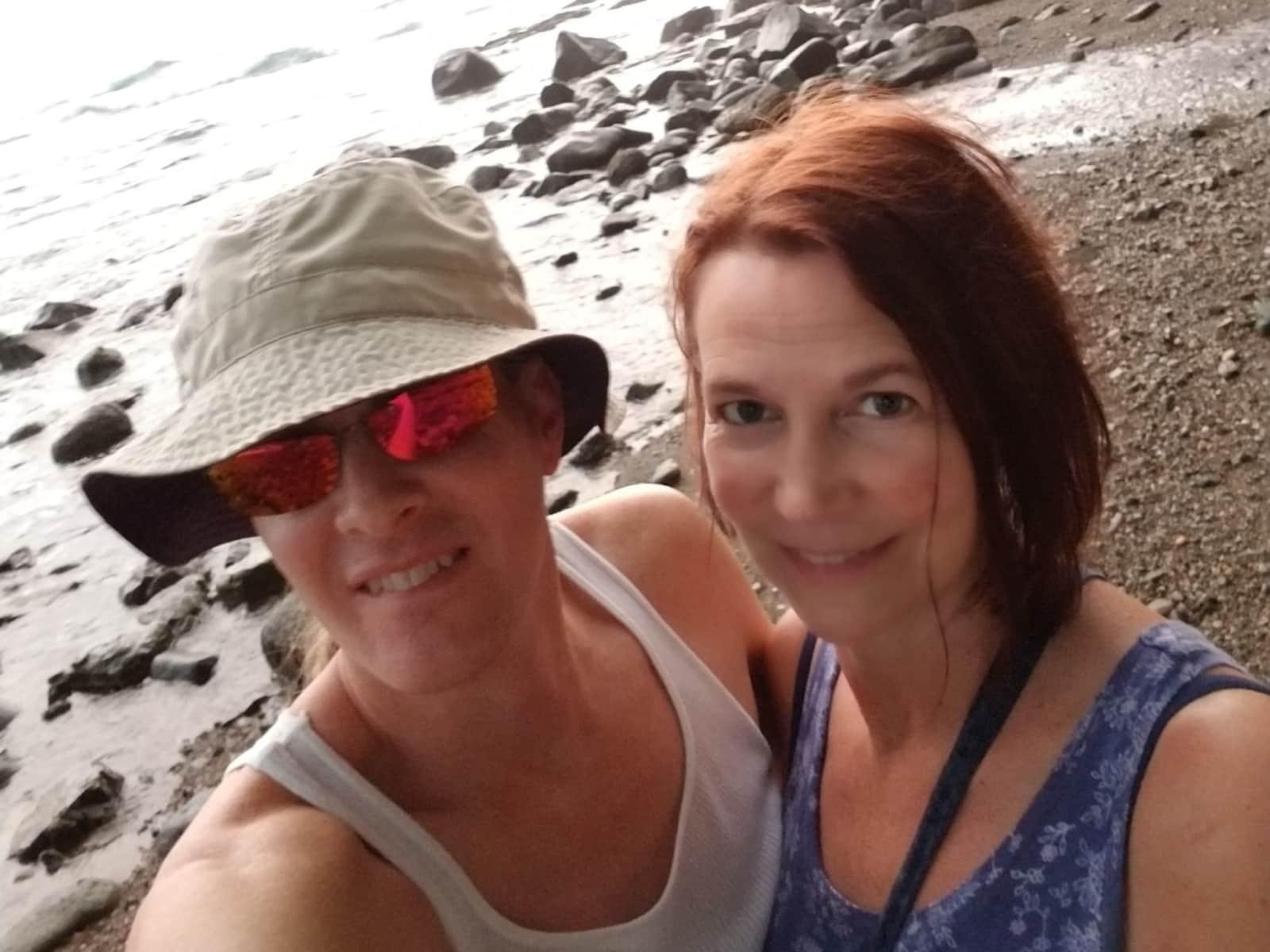 Loretta & Kyle from Chelan, Washington, United States