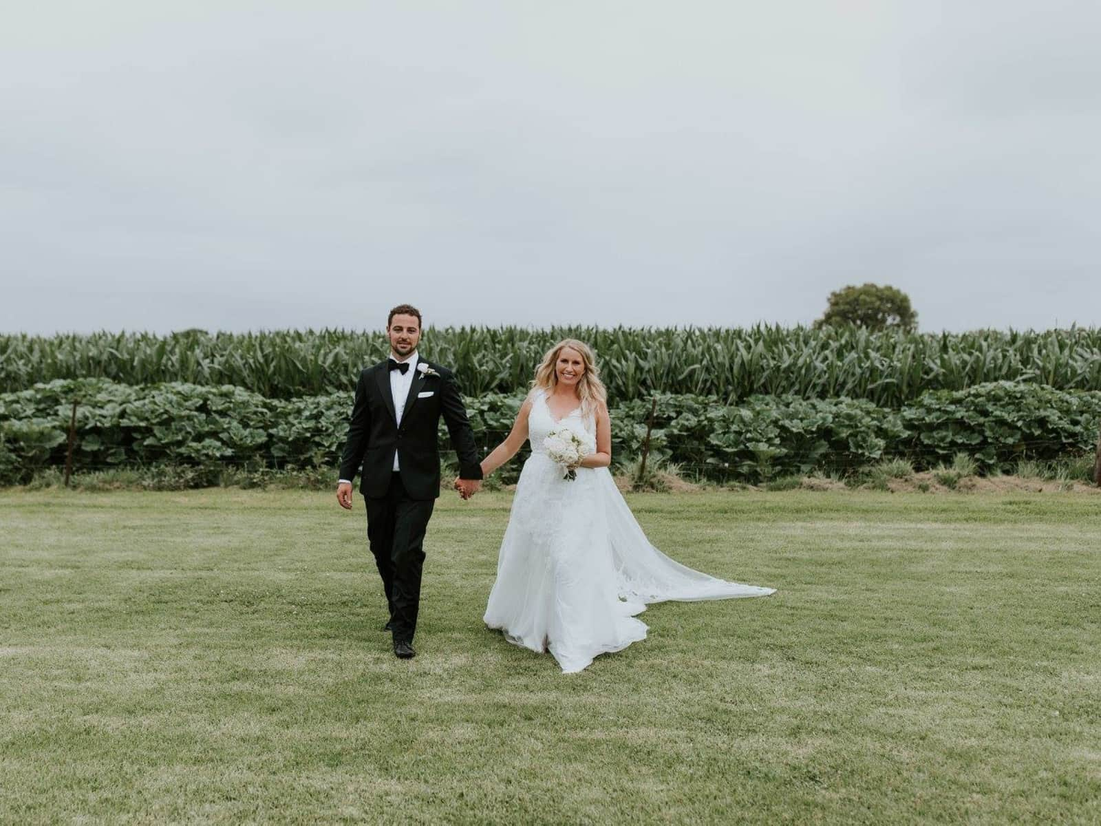 Ashleigh & Ryan from Bowral, New South Wales, Australia