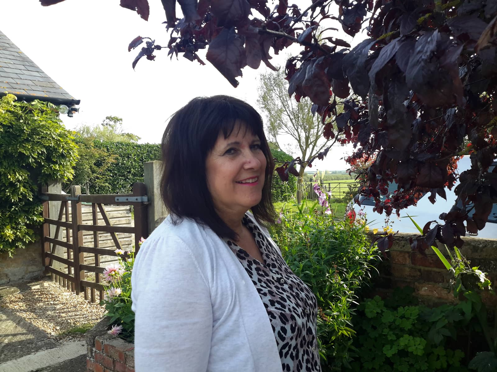 Linda from Teignmouth, United Kingdom