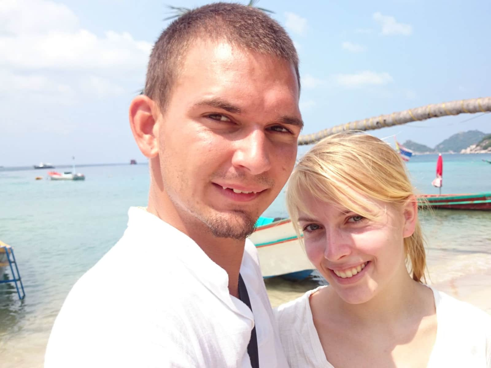 Michelle & Soeren from Brisbane, Queensland, Australia