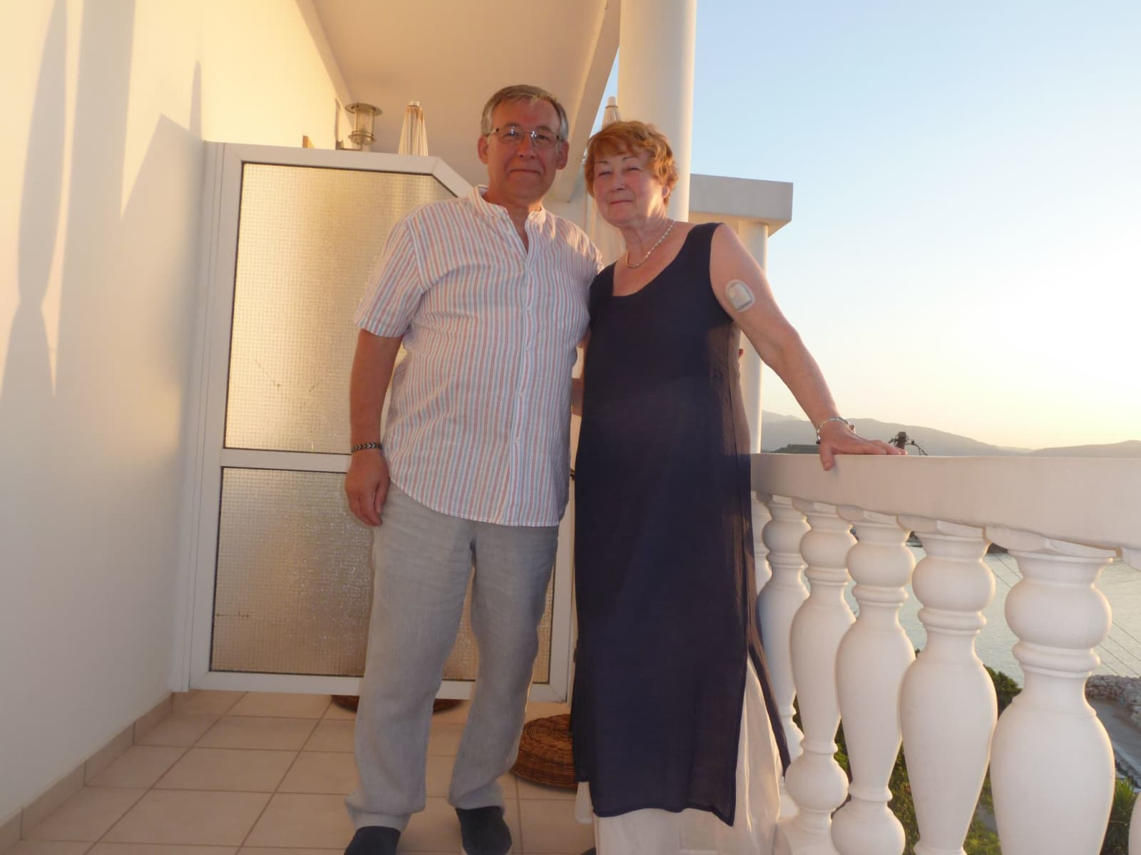 Pam & Ray from London, United Kingdom