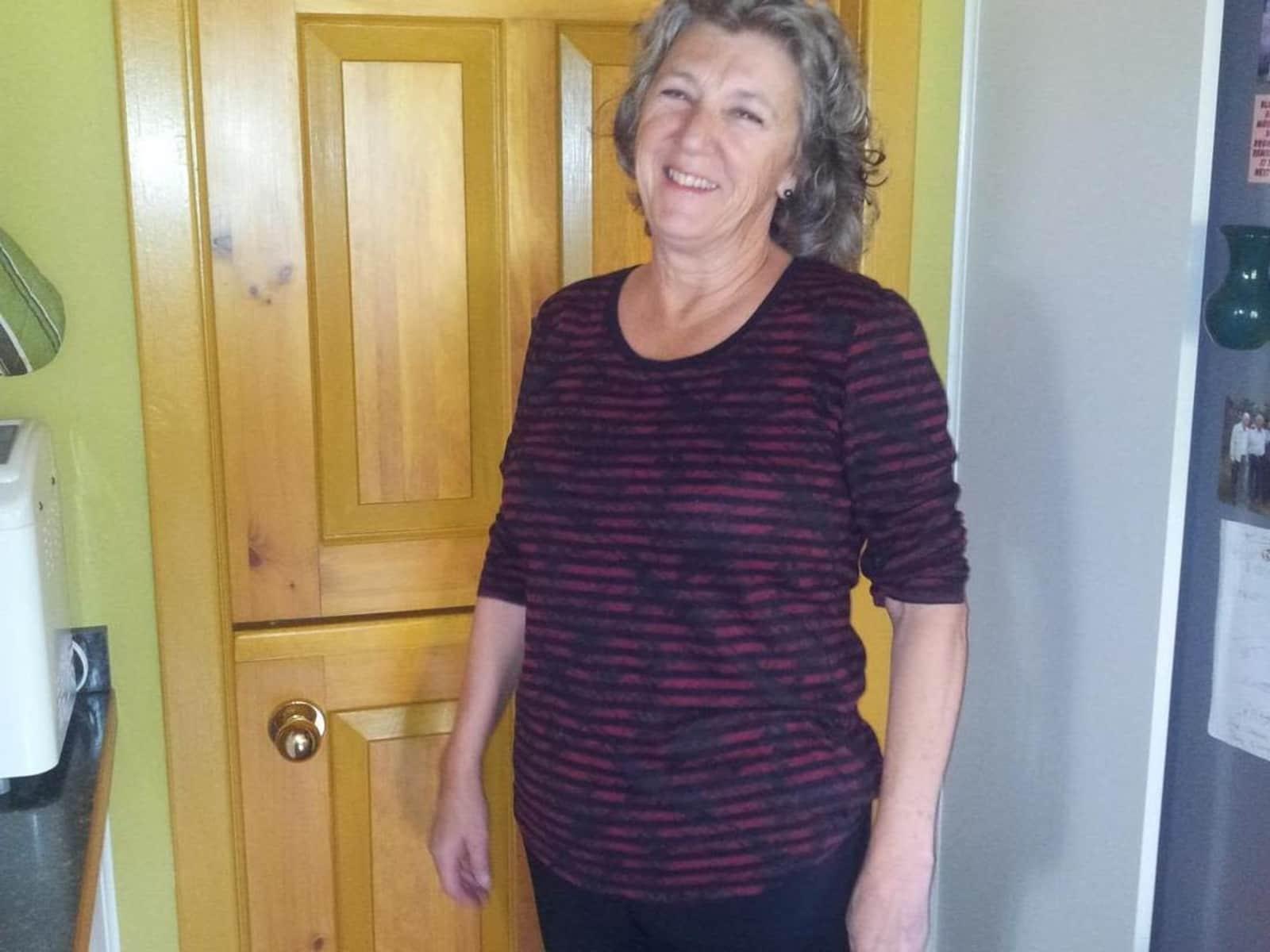 Shirley from Kamloops, British Columbia, Canada