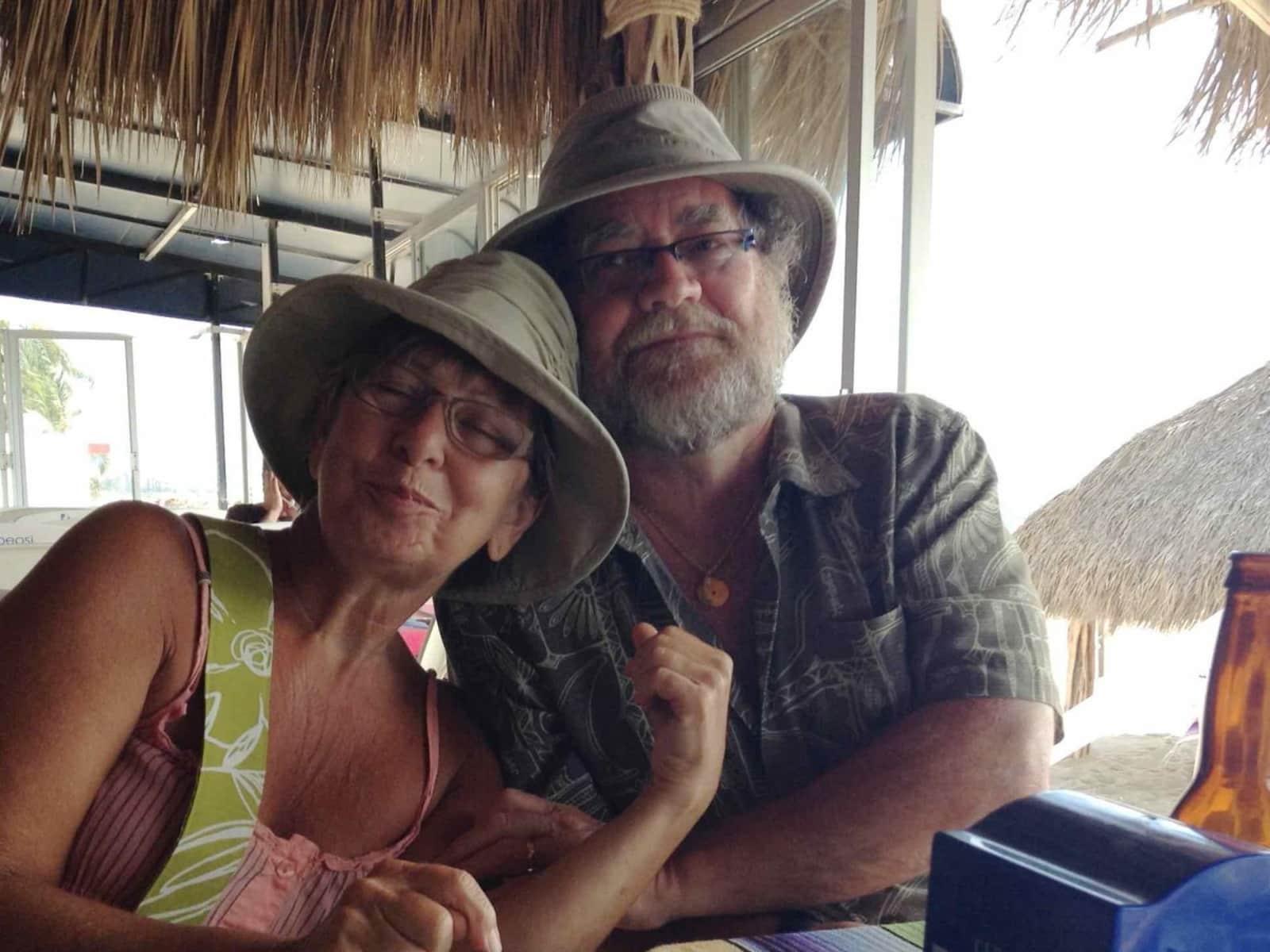 Debby & Jim from Peterborough, Ontario, Canada