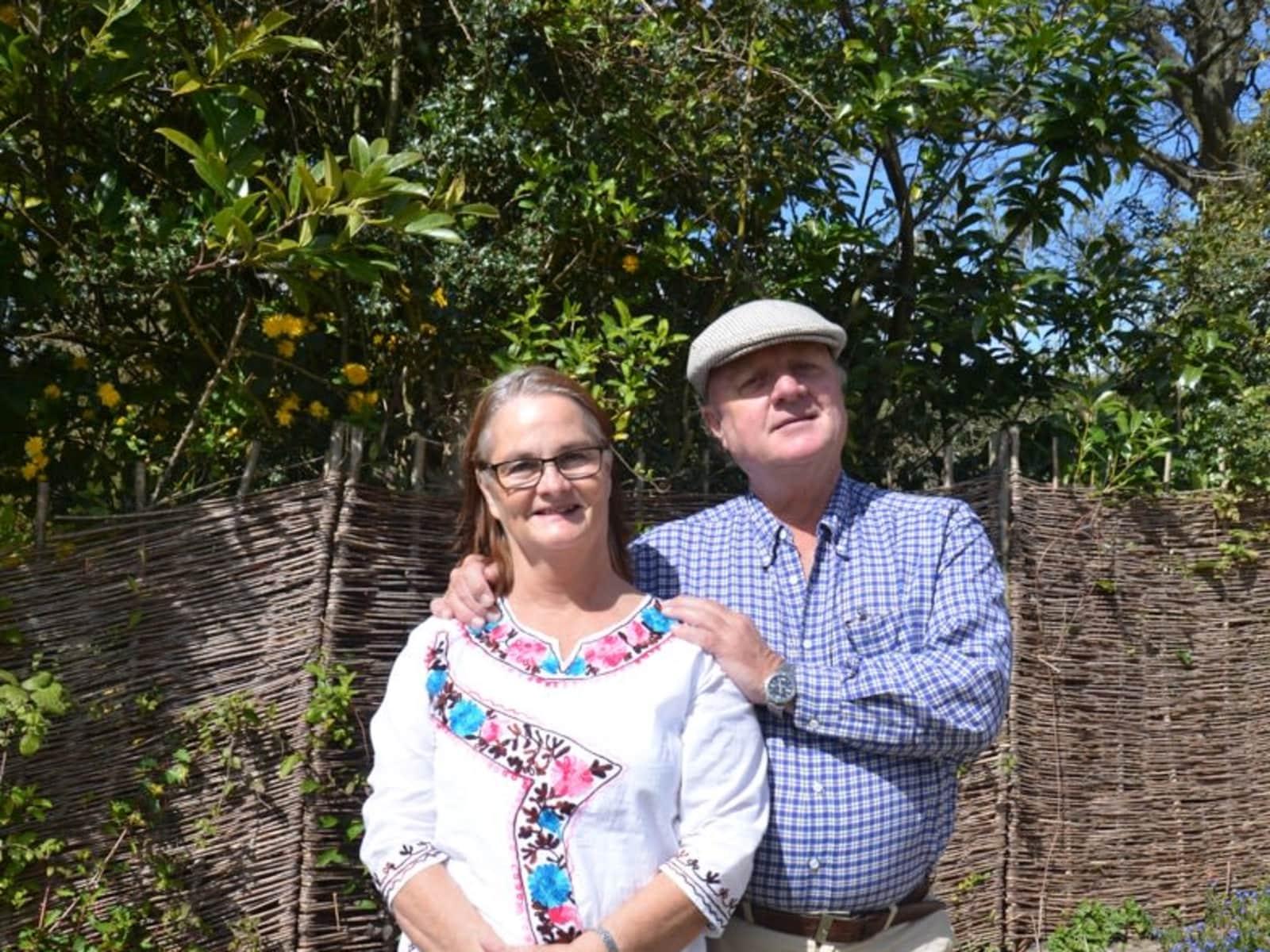 Sue & John from Portsmouth, United Kingdom