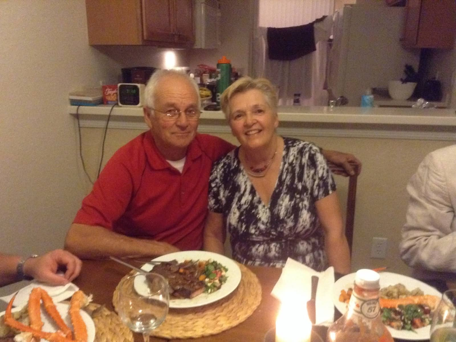 Marjan & Harm from St. Catharines, Ontario, Canada