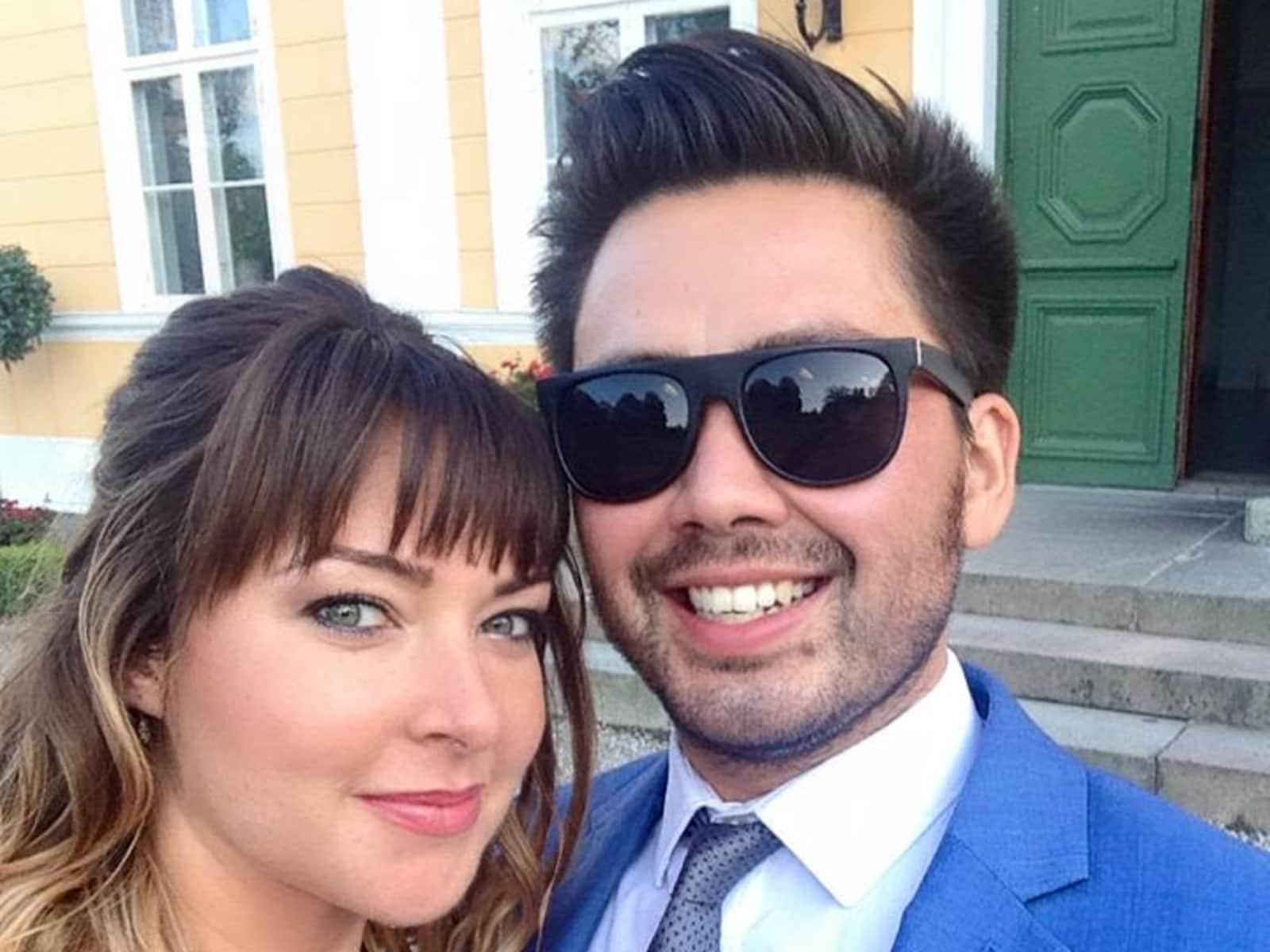 Ashlie & Peter from Twickenham, United Kingdom