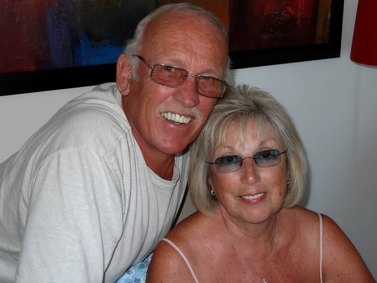 Lynda & Jon from Townsville, Queensland, Australia