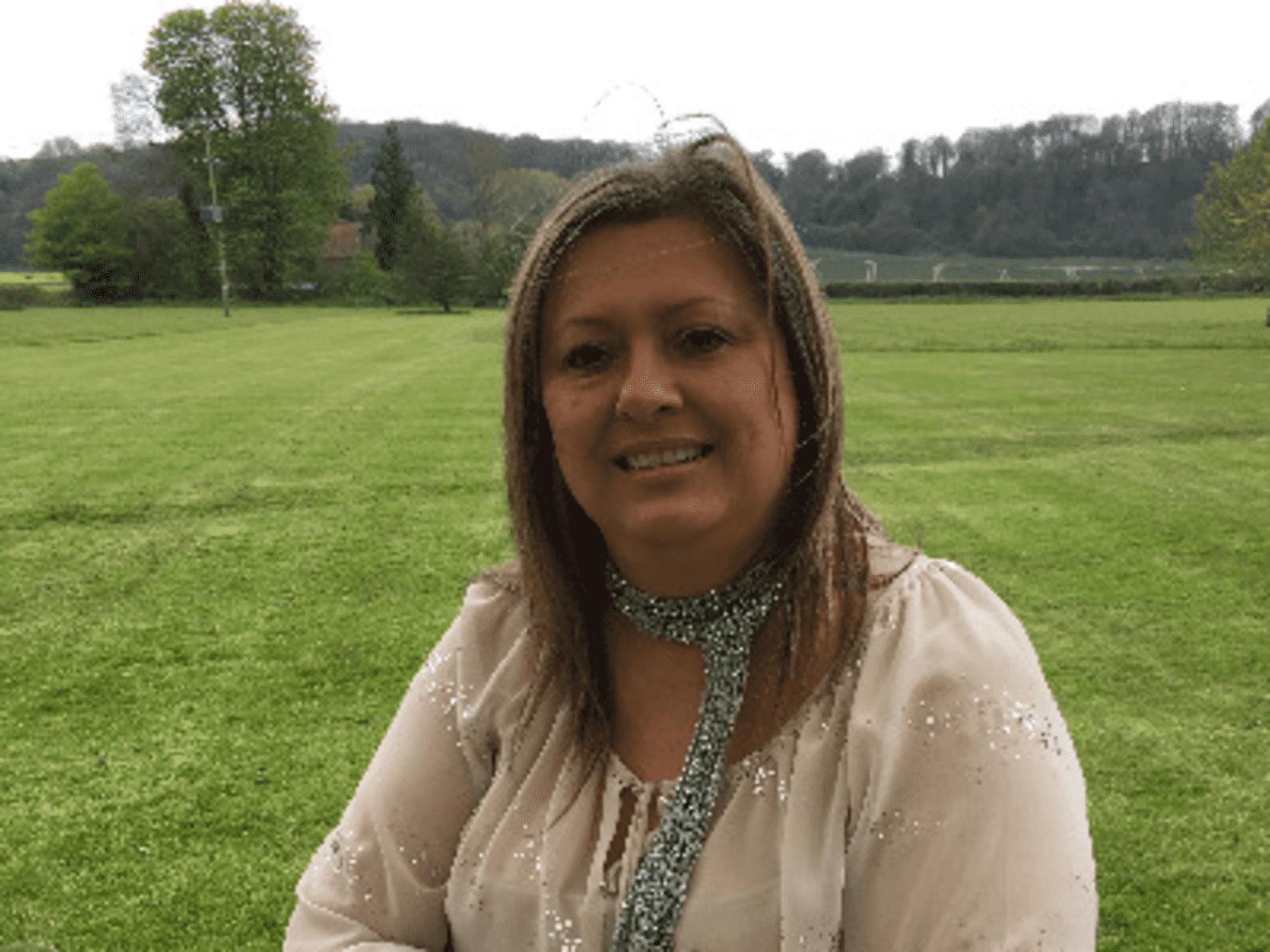 Adele from Gosport, United Kingdom