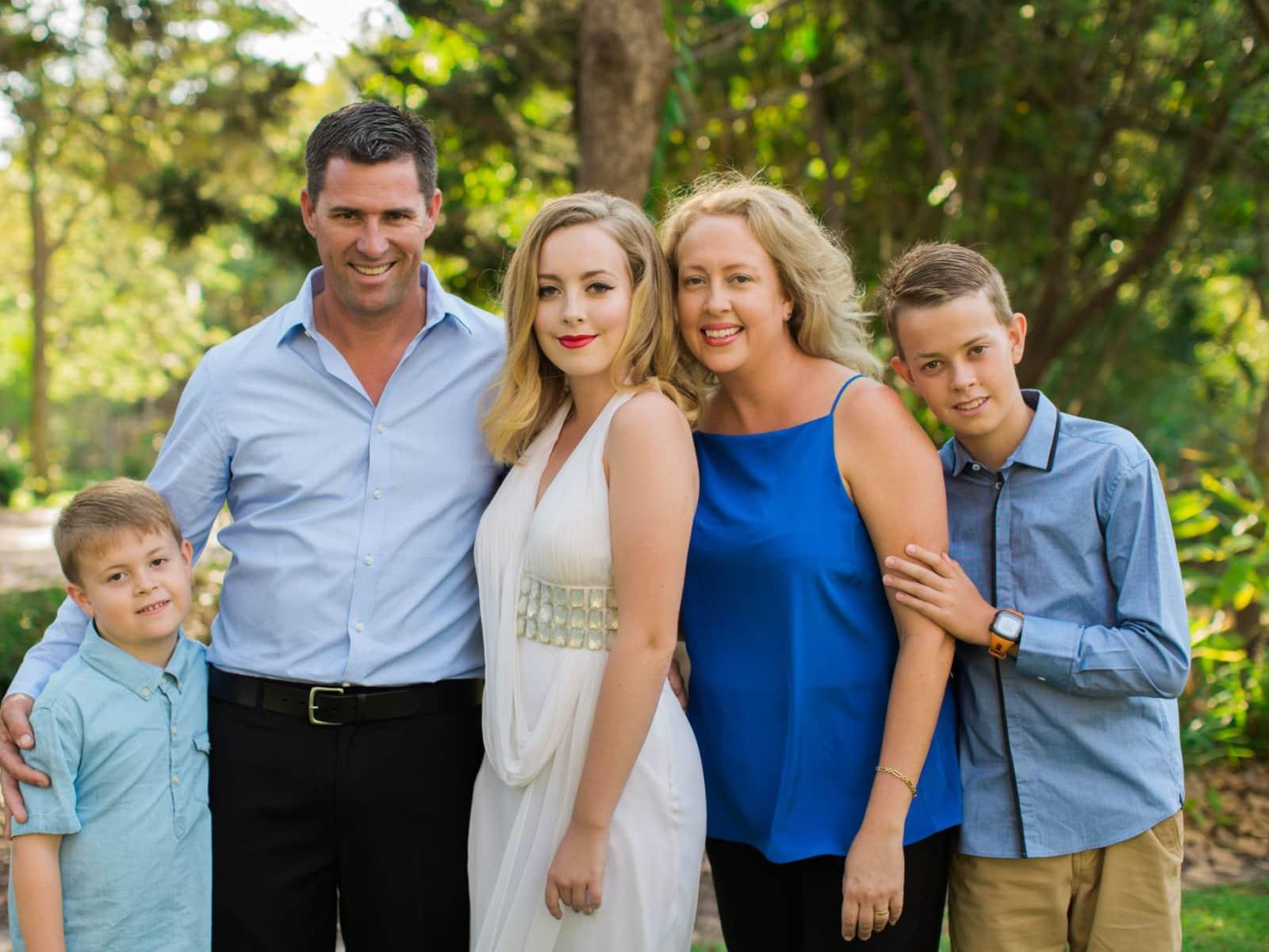 Melissa & Andrew from Hervey Bay, Queensland, Australia